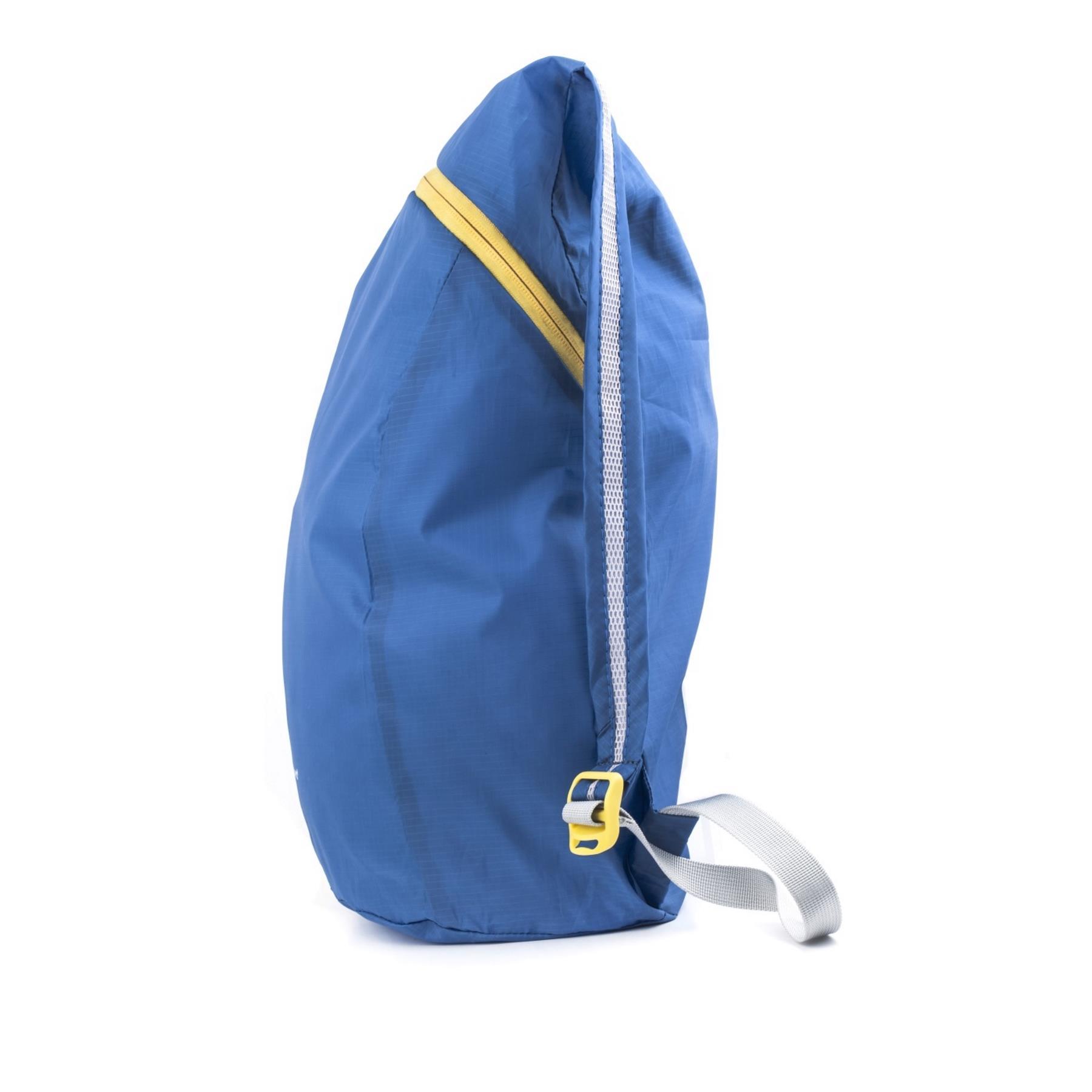Kikkerland Foldable Backpack Lightweight Compact Reusable Backpacks Rucksack 18L