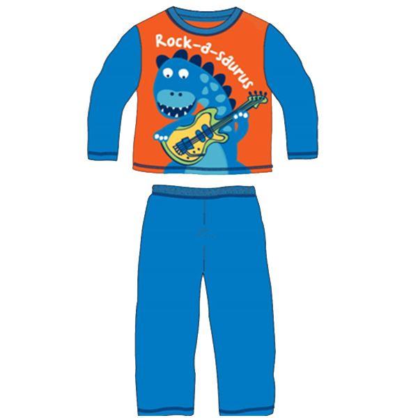 Kids Long Sleeve Pyjamas Boys Girls Childrens Pyjama Set Age 2-13 Years