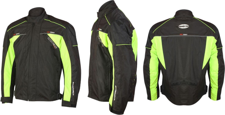 MBSmoto Motorcycle Bike Waterproof Textile Cordura CE Armoured Jacket