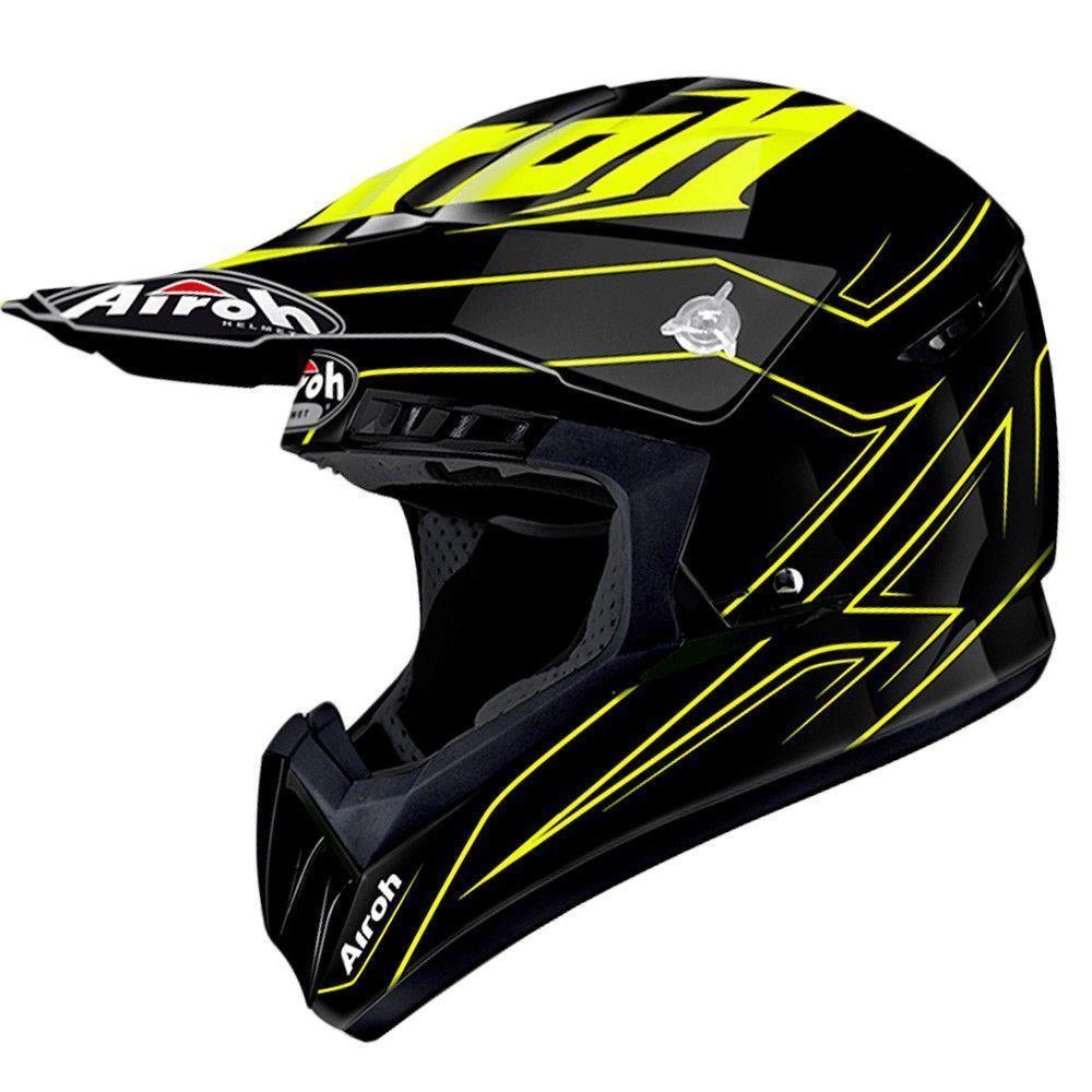 Airoh Motocross Switch Spacer Motorcycle Bike Helmet MX Off-Road Enduro Quad ATV