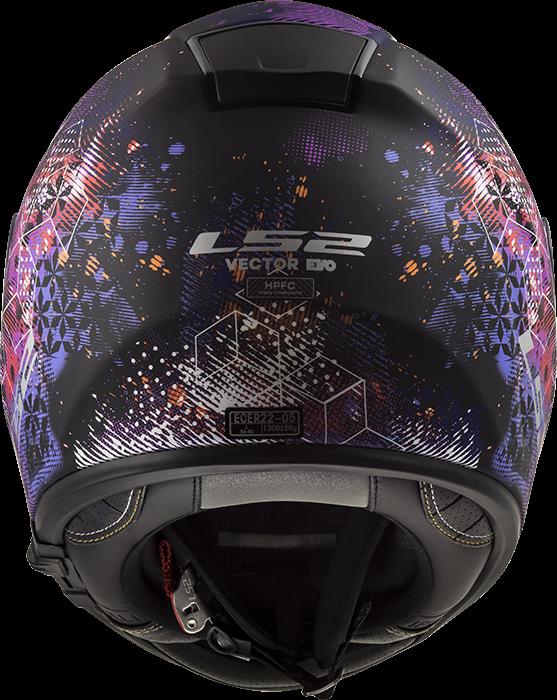 LS2 FF397 Vector FPFC FT2 Sgin Kripton Hunter Cosmos Full Face Motorbike Helmets