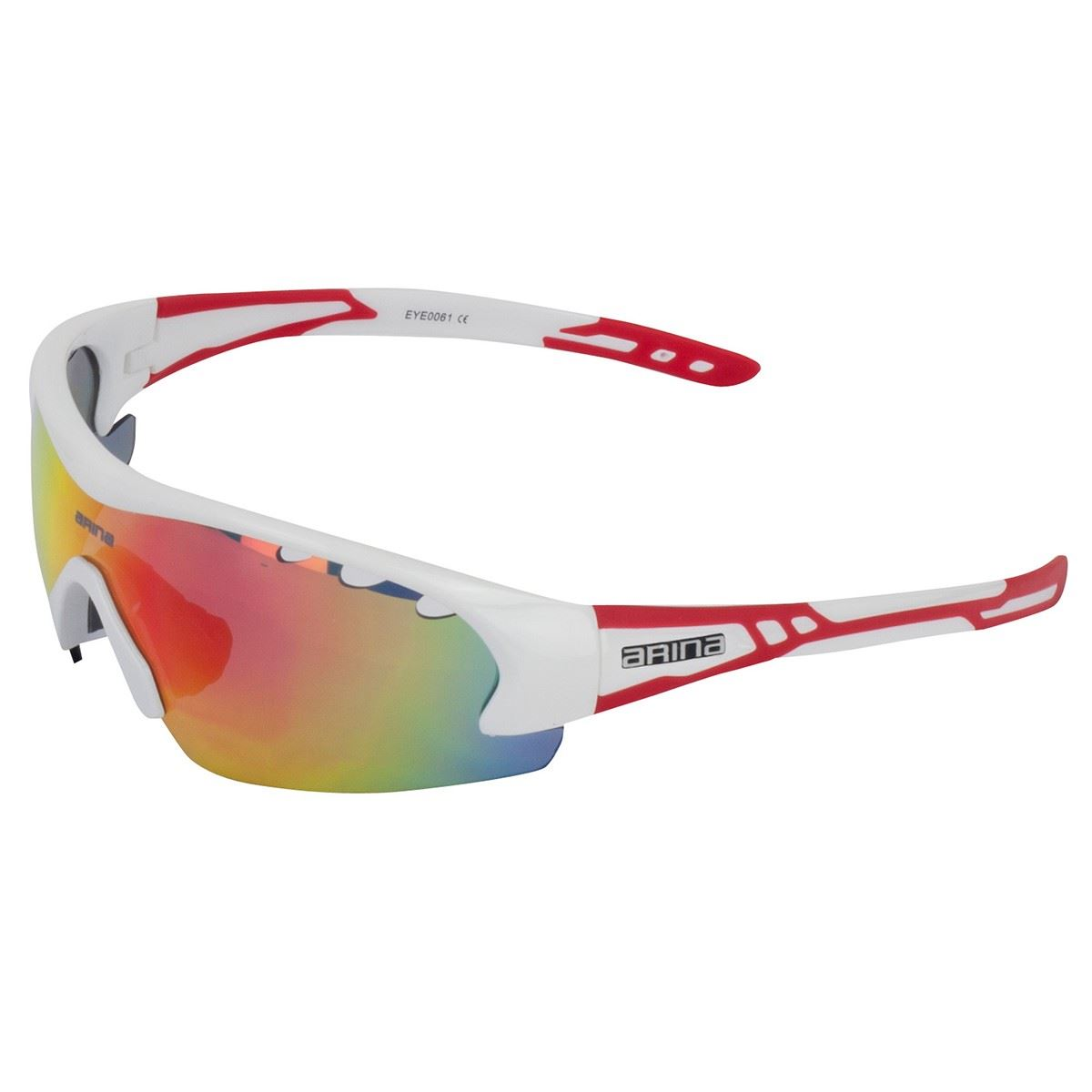 Bikeit poids léger Arina Revolution Cyclisme Lunettes CE Approved performence