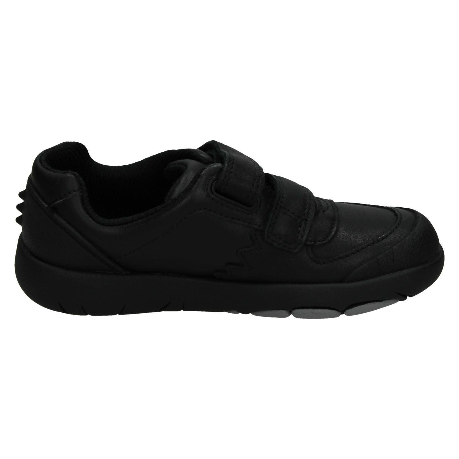 Boys Clarks Smart Formal School Shoes /'Rex Pace/'