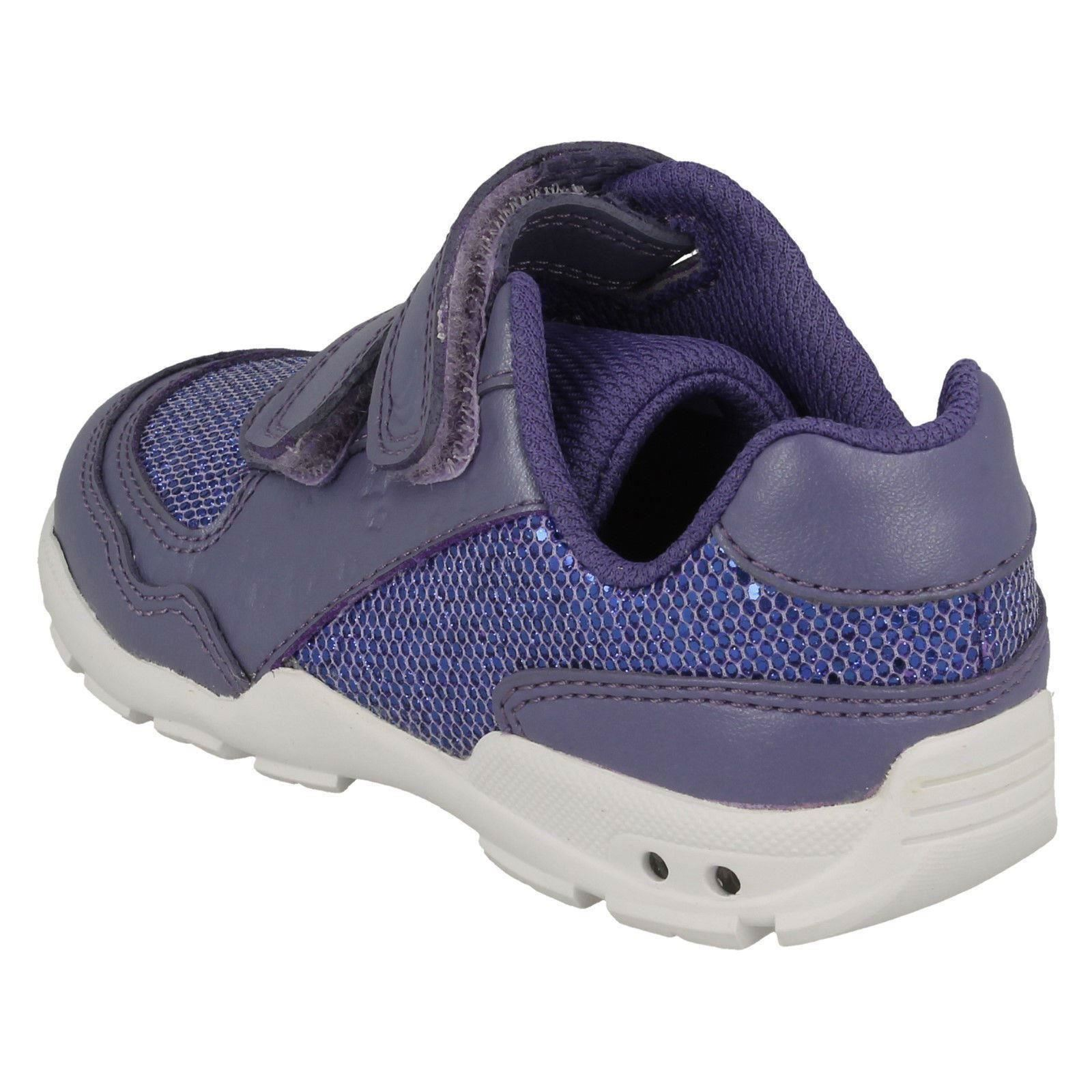 First Shoes By Clarks Girls Trainers Brite Play