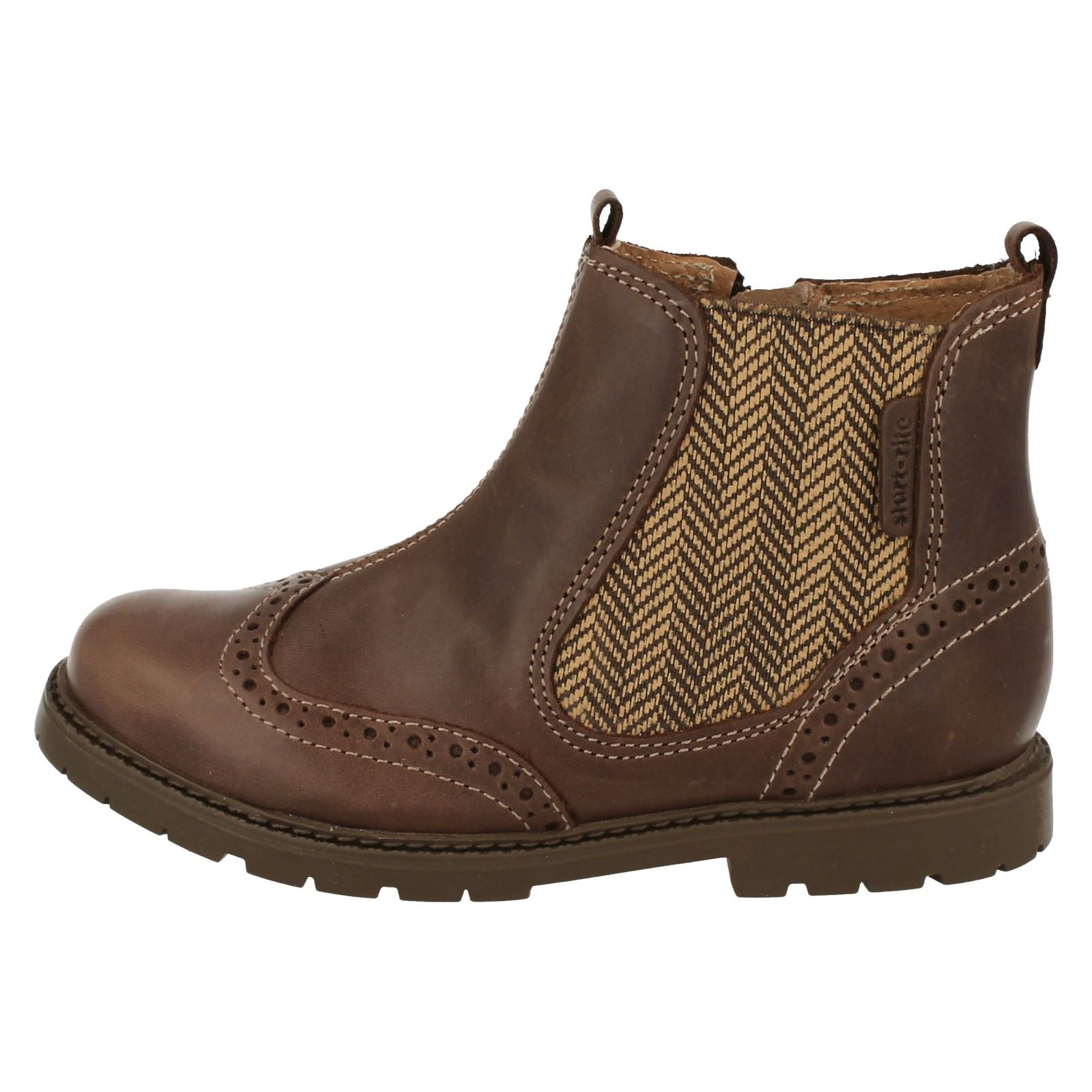 Boys Startrite Ankle Boots /'Digby/'