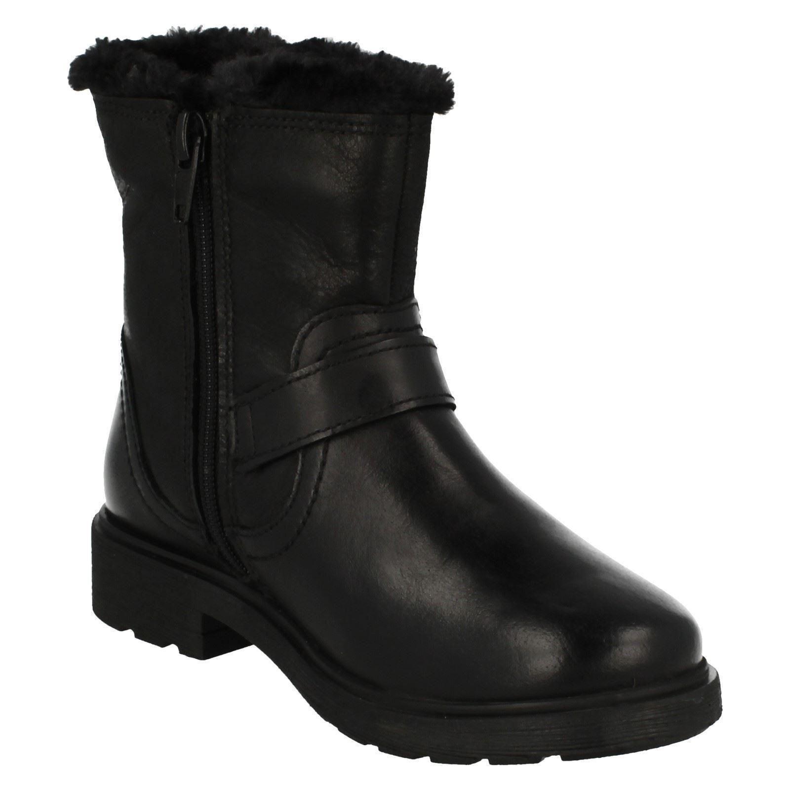 Schuhe Damen Stiefeletten Keilabsatz Keilstiefeletten 813696 Trendy Neu