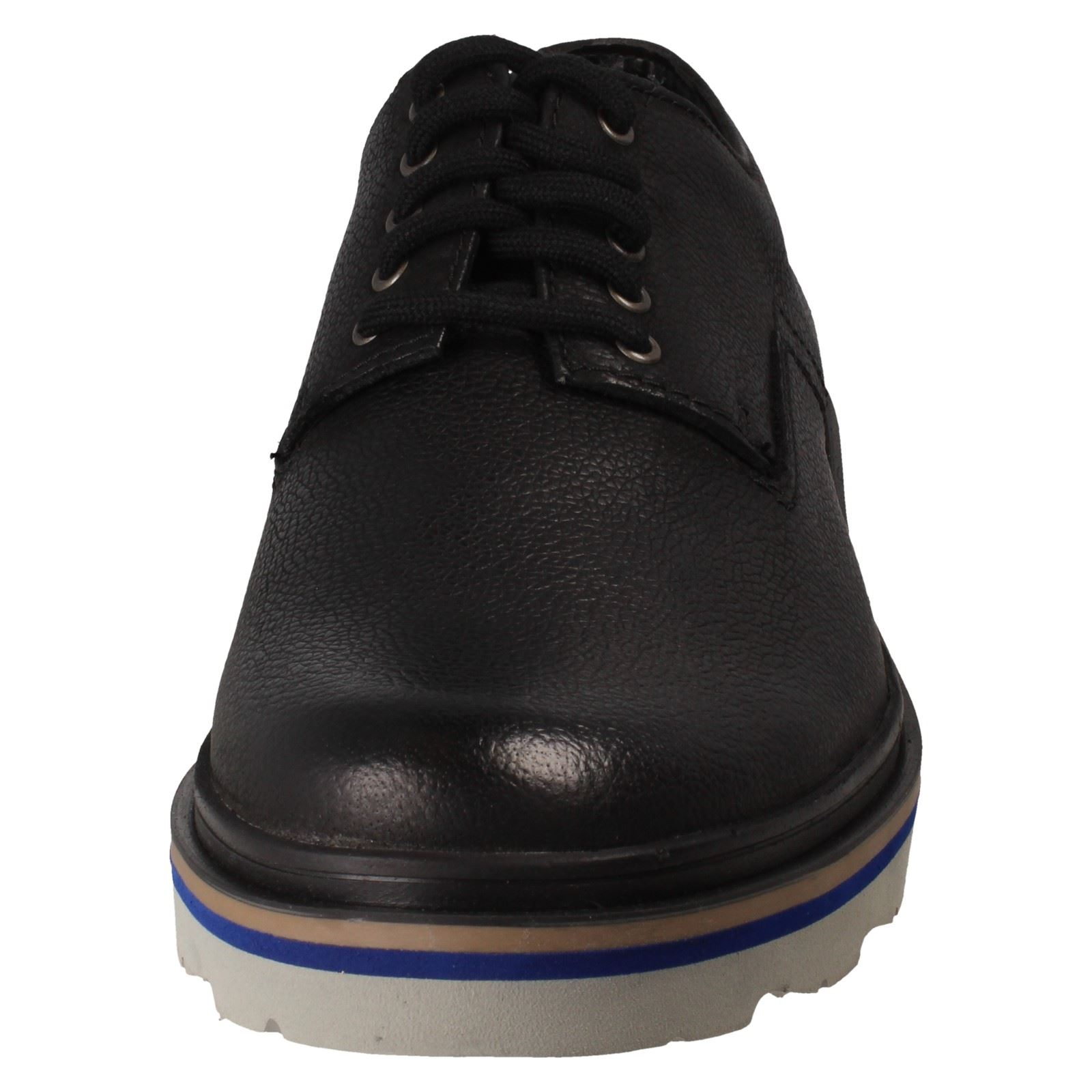 Mens Clarks Casual Shoes /'/'Frelan Edge/'/'
