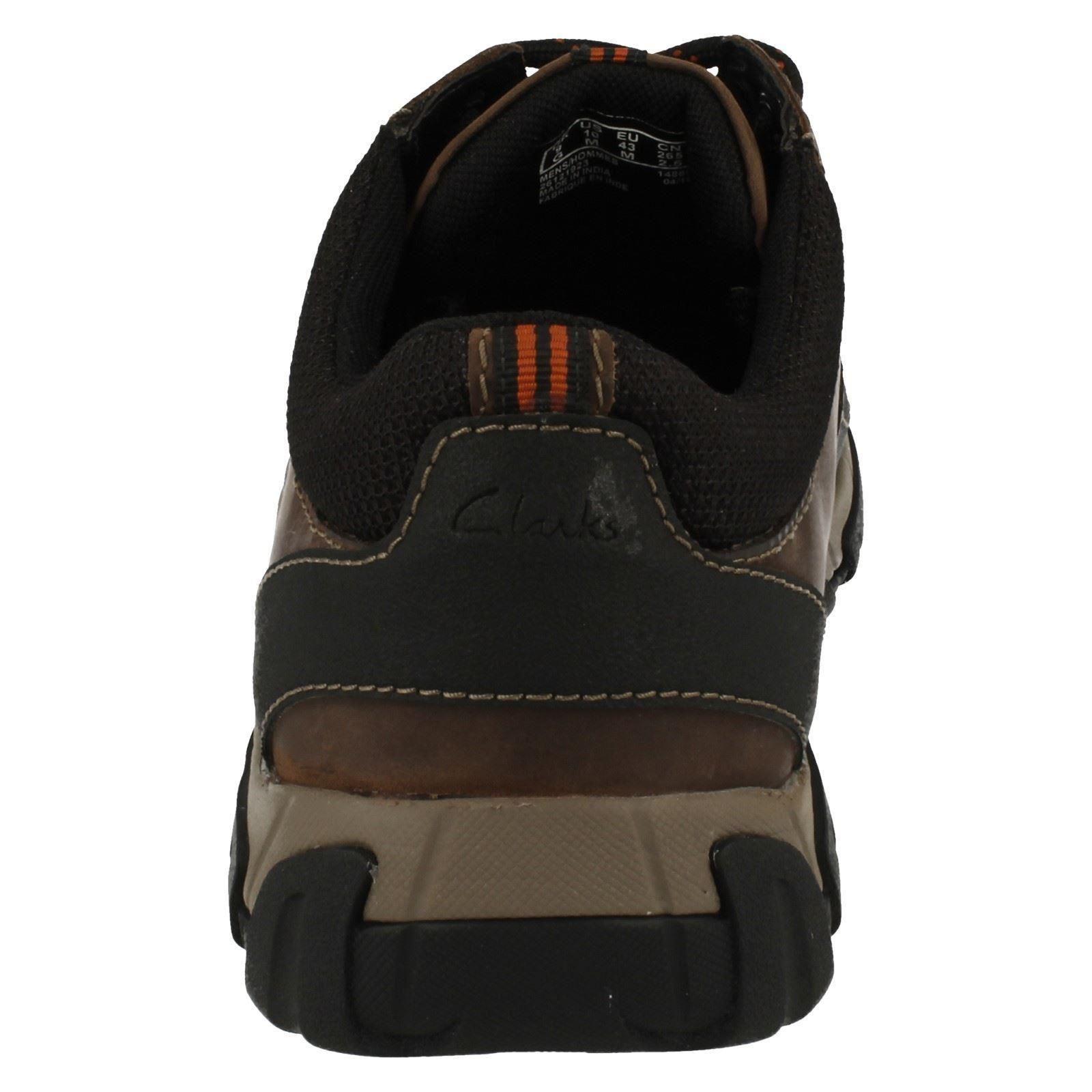 "Clarks Pour Homme Casual Imperméable Lacets Chaussures /""Walbeck Edge/"""