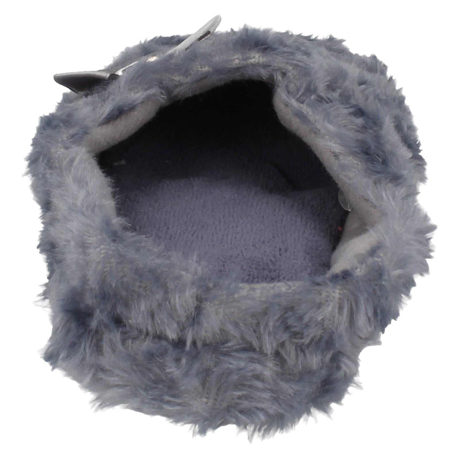 Ladies Four Seasons Fluffy Slippers /'Laurie/'