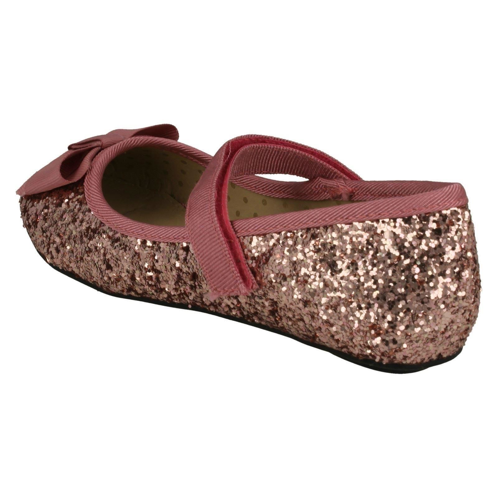 Filles Cutie Glitter Party Flats