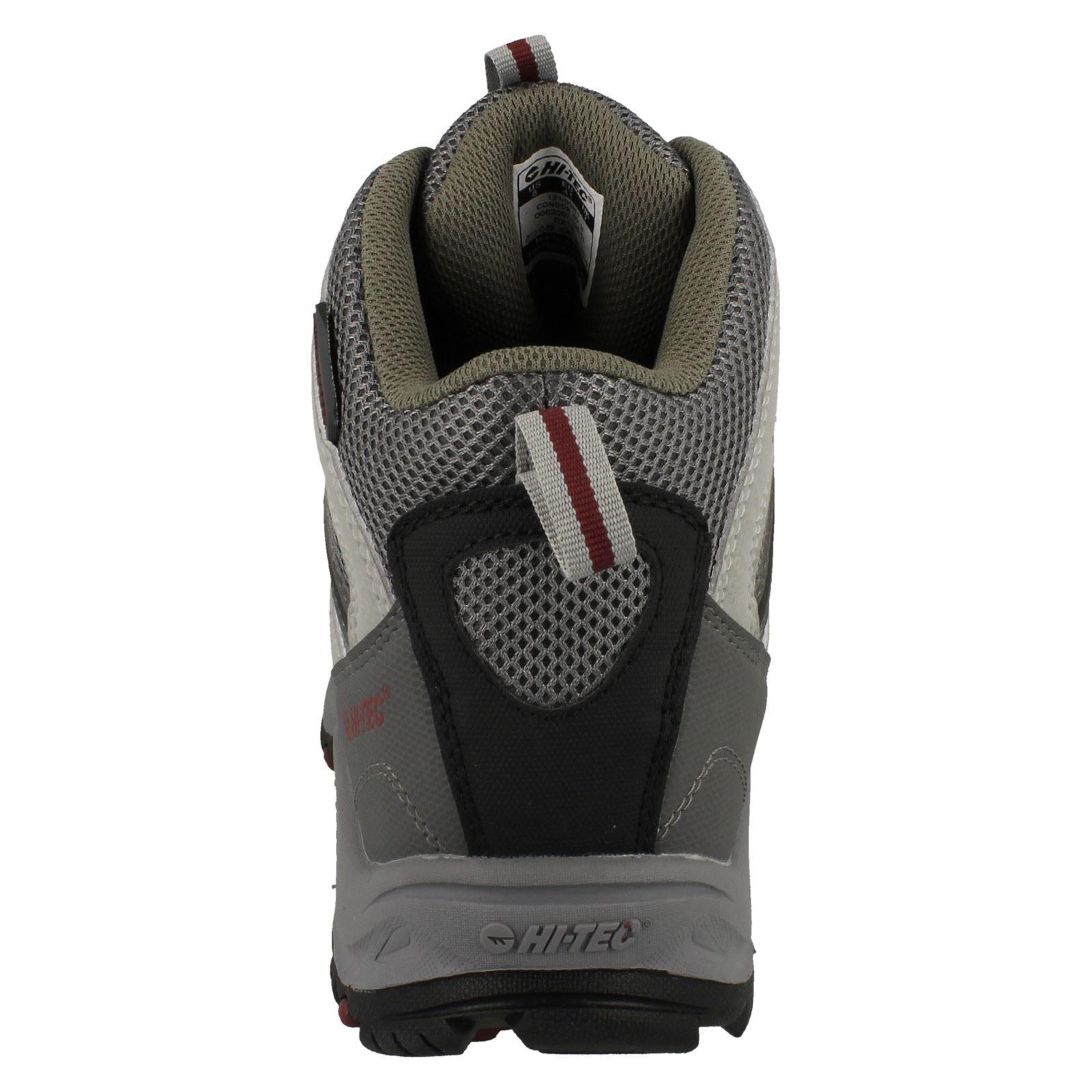 Hi-Tec Homme Casual Imperméable à Lacets Chaussures De Randonnée Condor