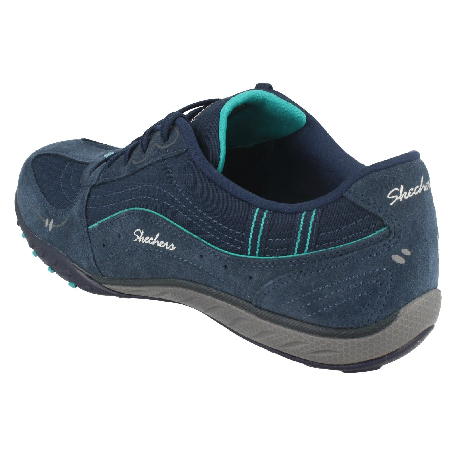 Ladies Skechers Relaxed Fit Trainers *Breathe Easy Just Relax*