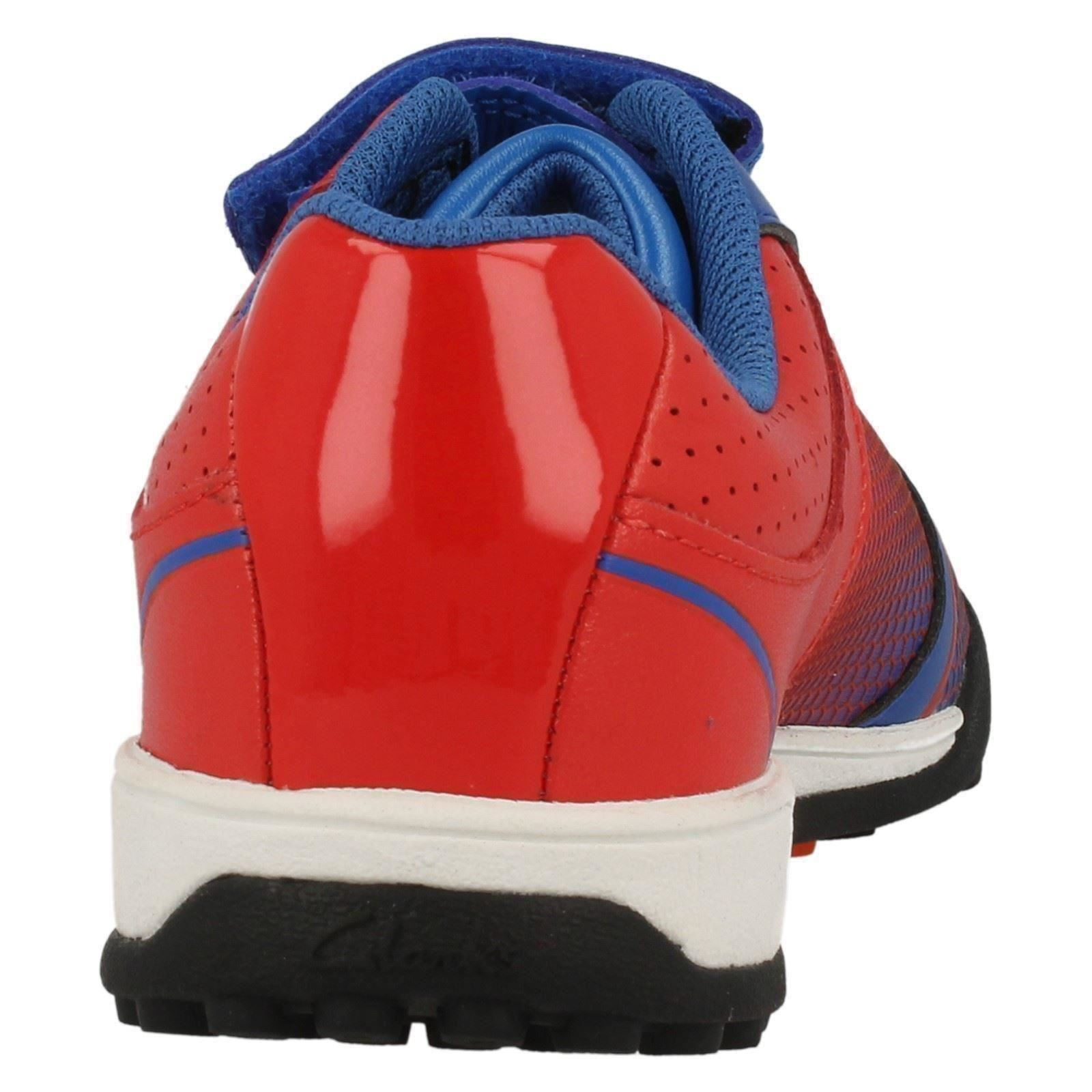 Cica by Clarks Boys Trainers In Goal