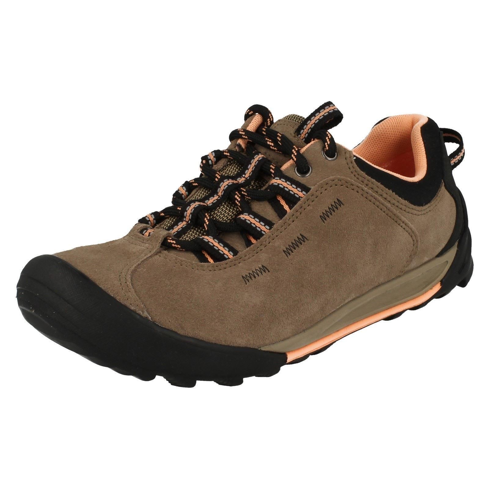 Clarks Ladies Active Wear Outdoor Trainers Outlay West