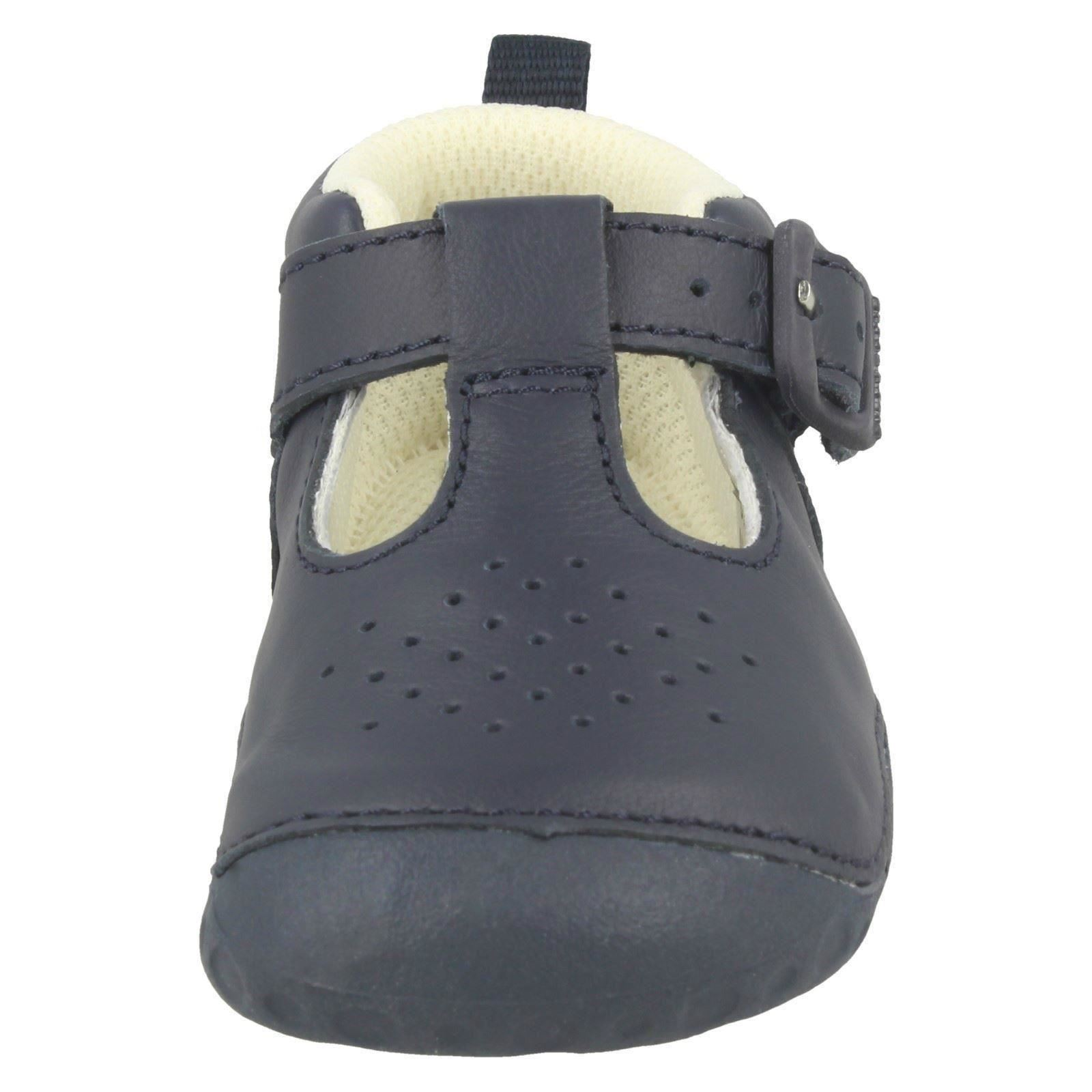 Boys Startrite Baby Jack T-Bar Casual Shoes