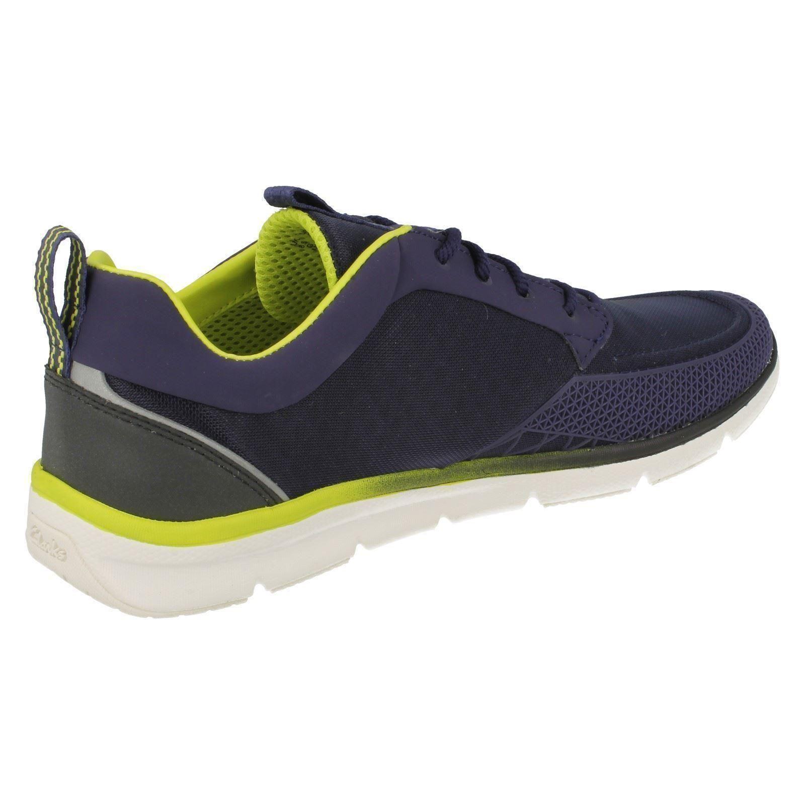 Mens Clarks Orson Lite Sports Shoes