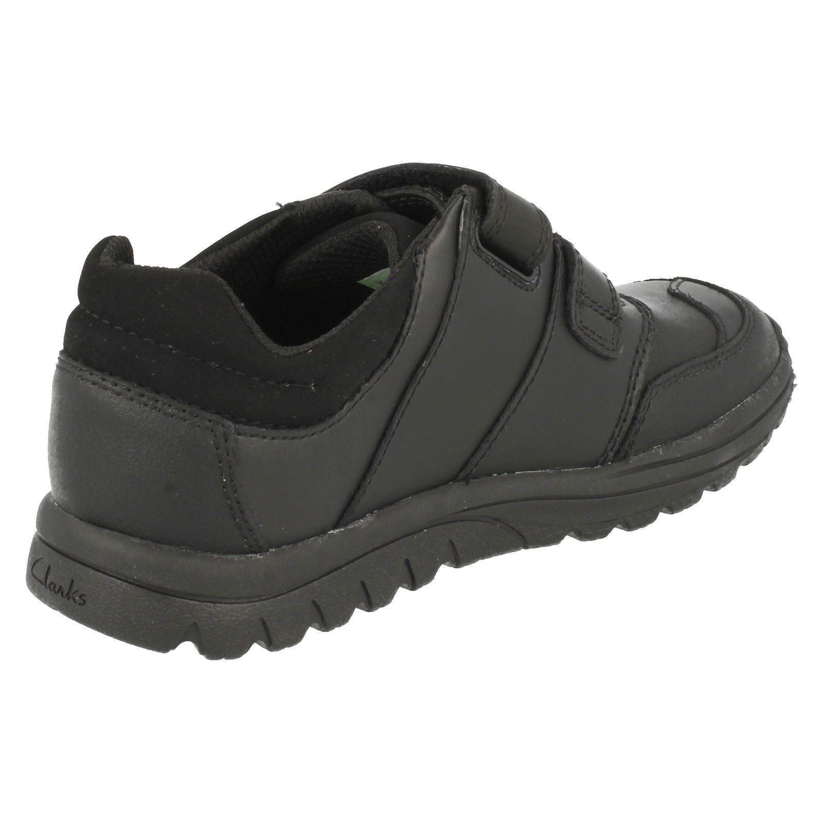 Boys Clarks School Shoes /'Jack Spring/'