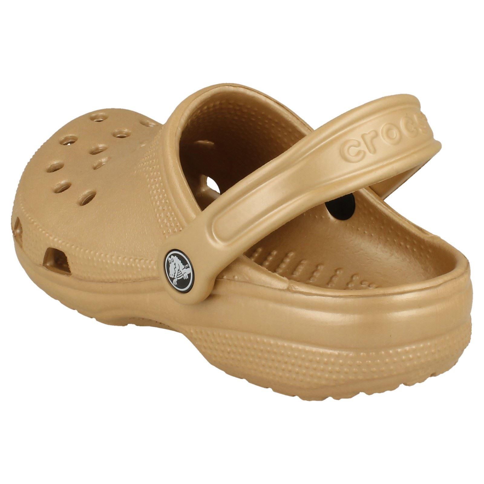 Unisex Ladies /& Mens Slip On Synthetic Crocs Summer Sandals Beach