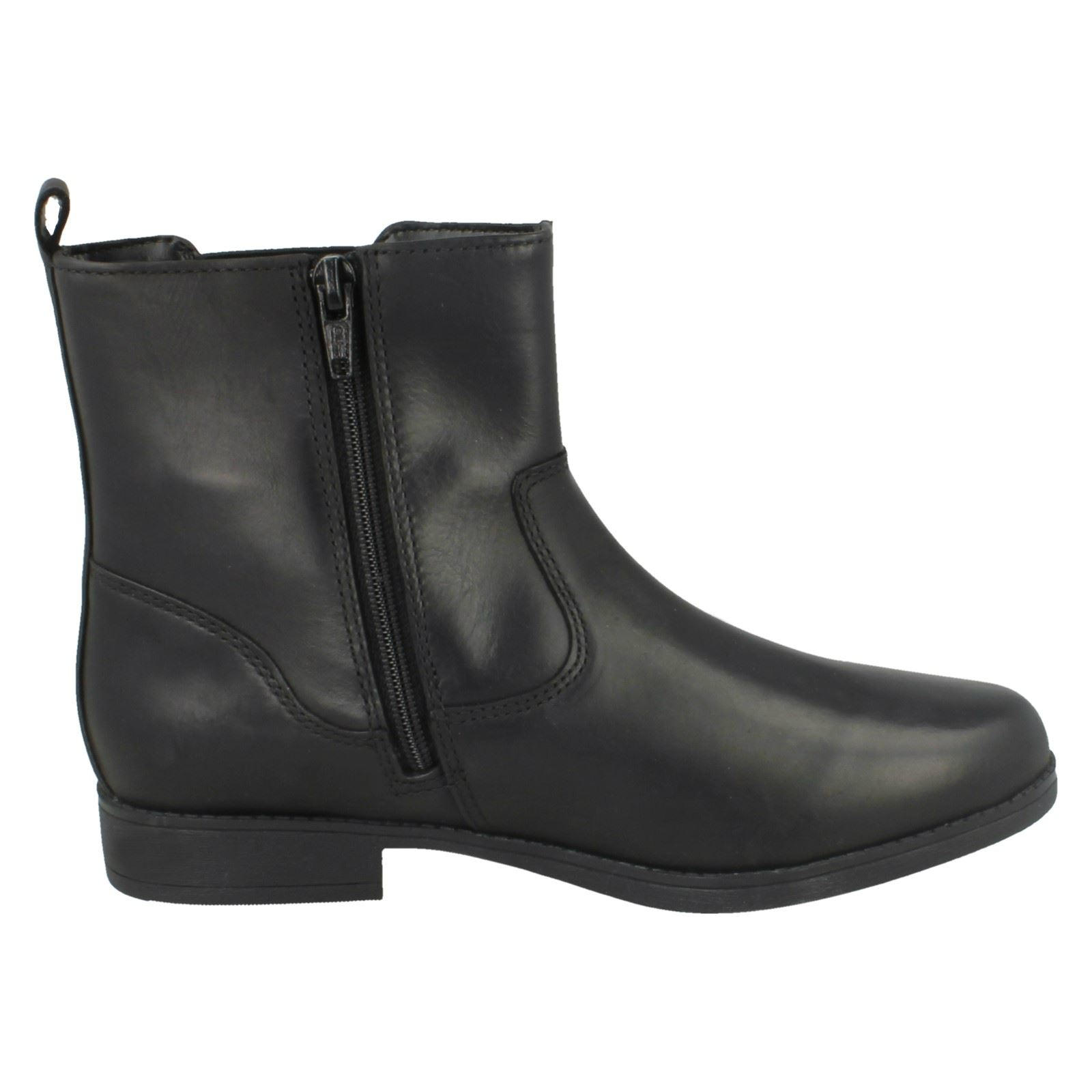 Girls Bootleg By Clarks Ankle Boots /'Sami So GTX/'