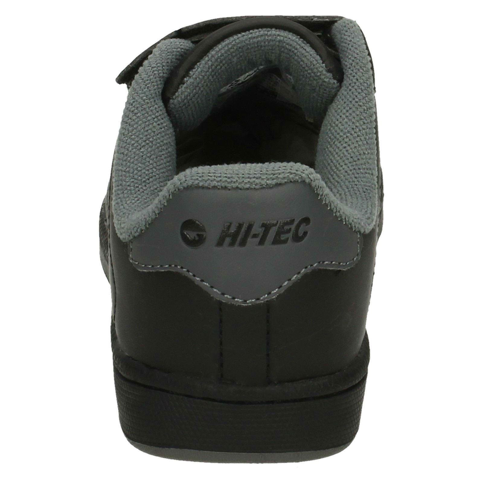 Boys Hitec Casual Trainers /'Strada EZ Jr/'