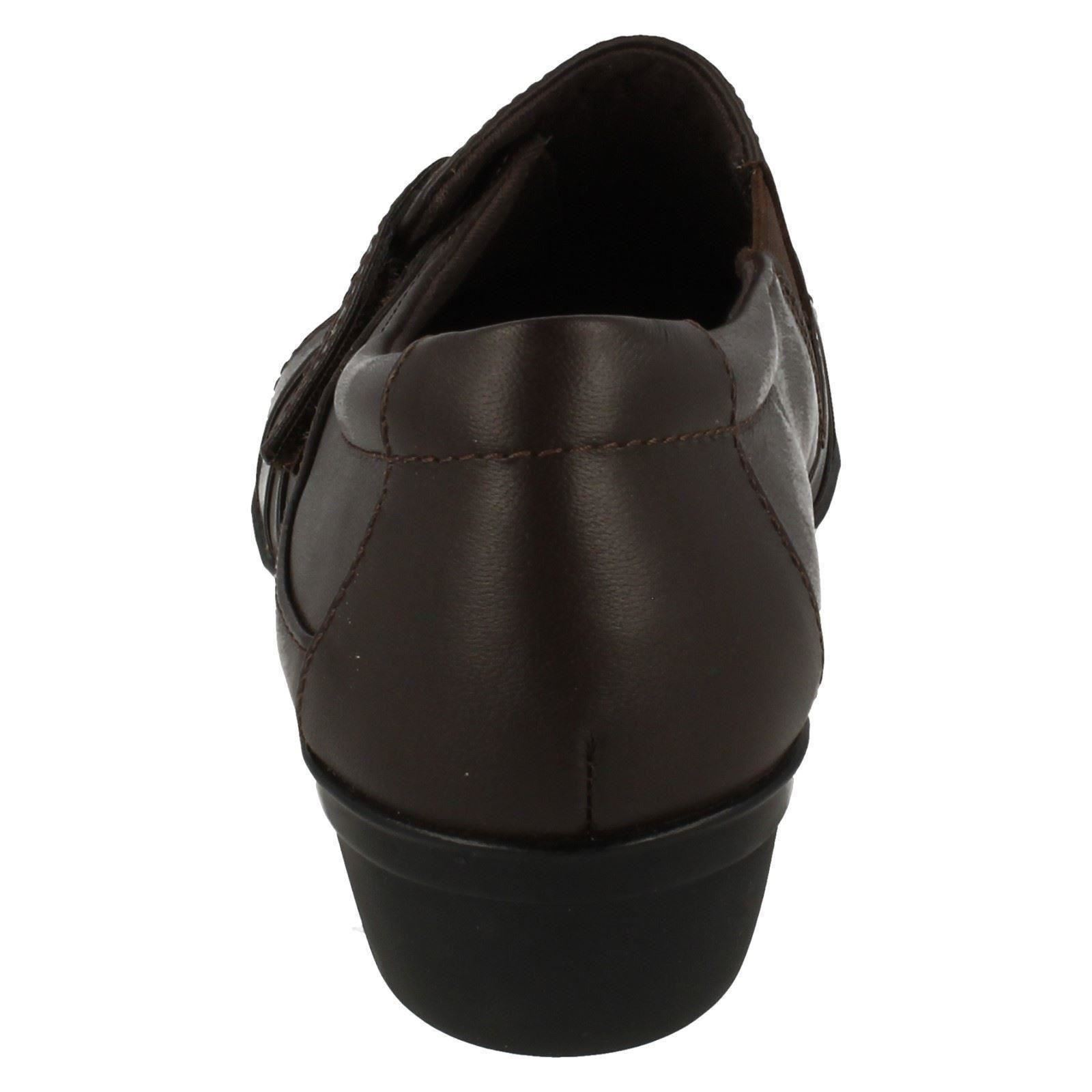 Clarks Ladies Smart Shoes Everlay Luna