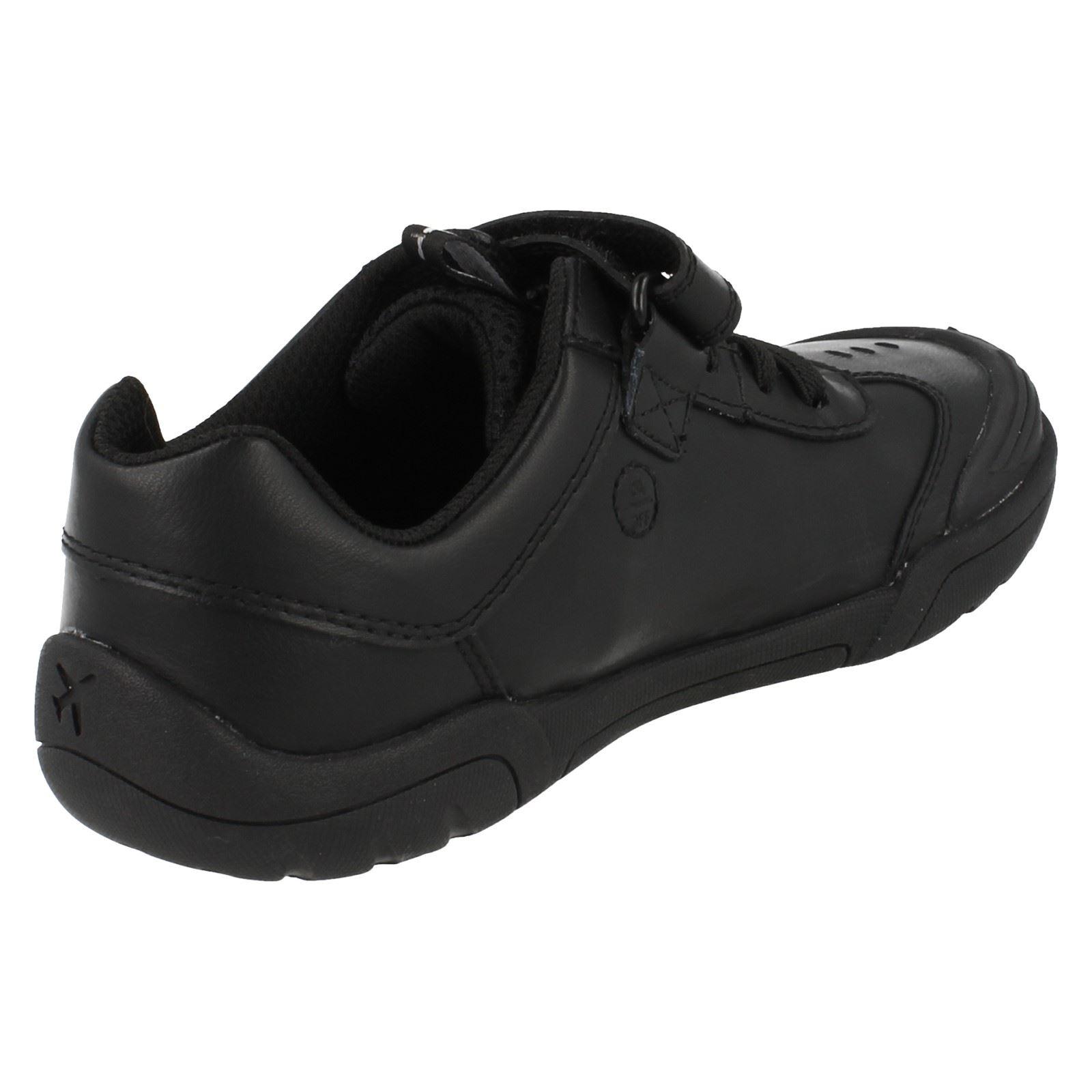 Boys Clarks School Shoes /'Wing Lite/'