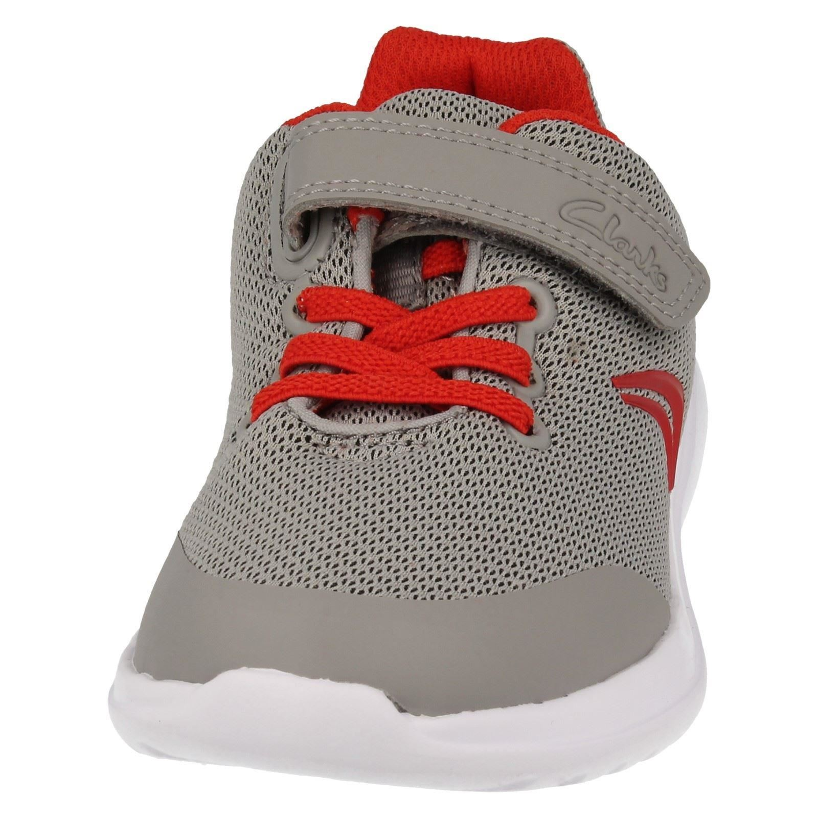 Boys Clarks Trainers /'Sprint Free Inf/'