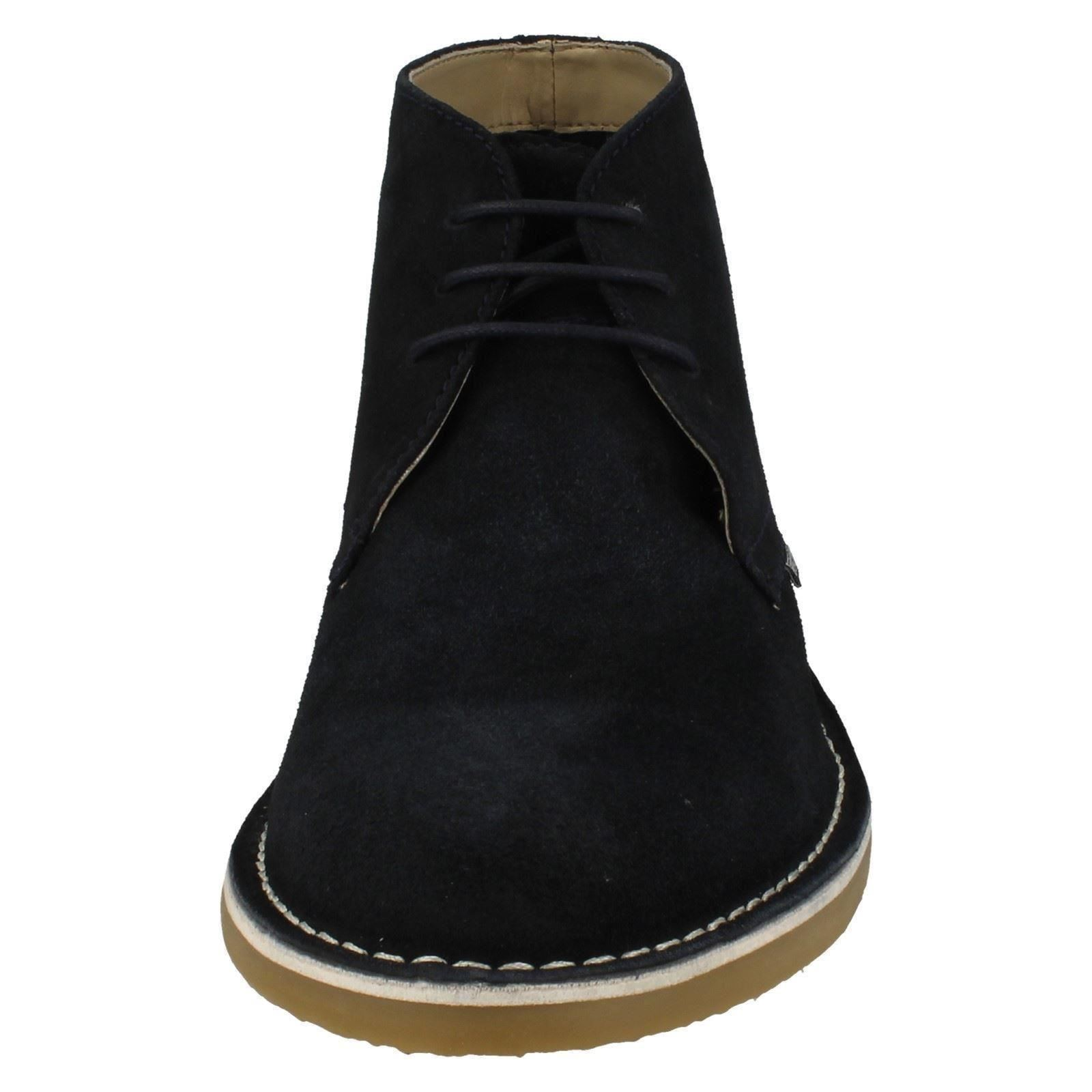 Mens Lambretta Carnaby2 Casual Ankle Boots