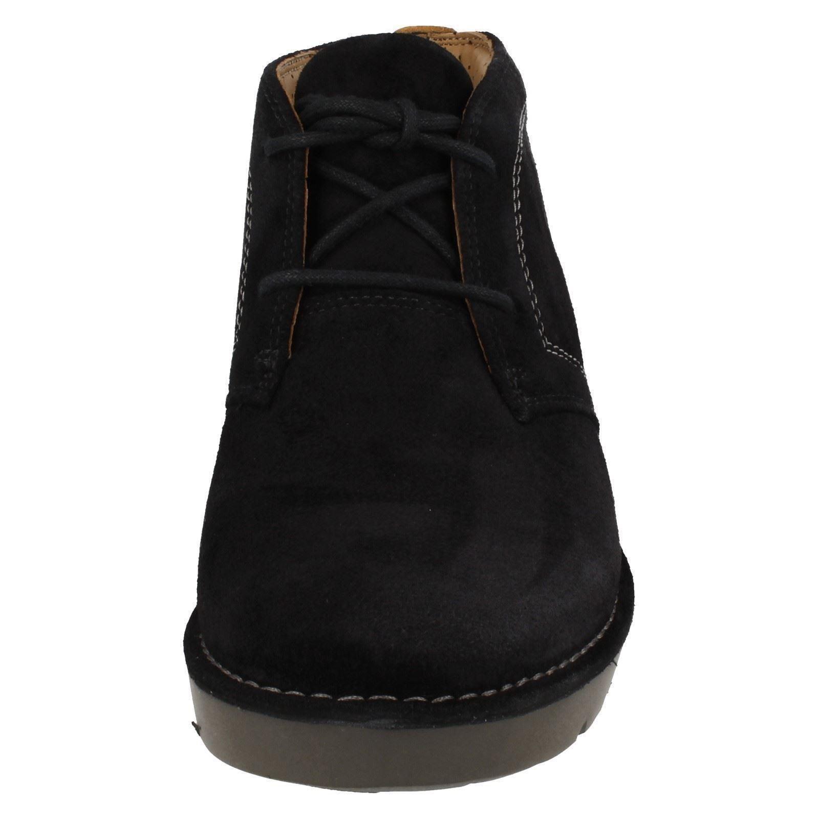 Ladies Clarks Unstructured Un Astin Ankle Boots