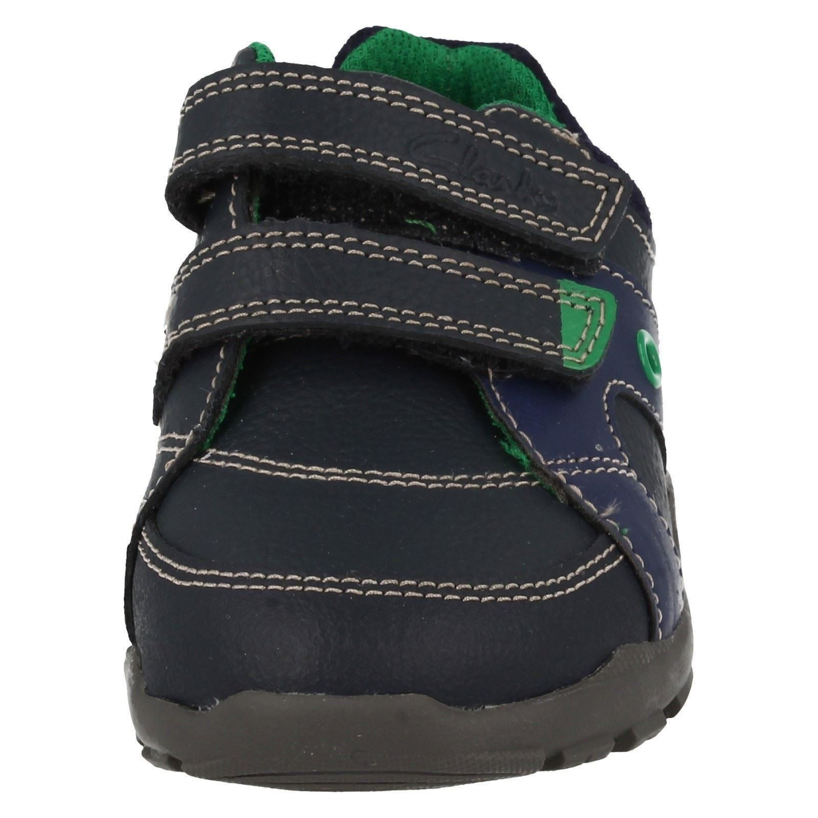 Boys Clarks First Shoes /'Flash Pop/'