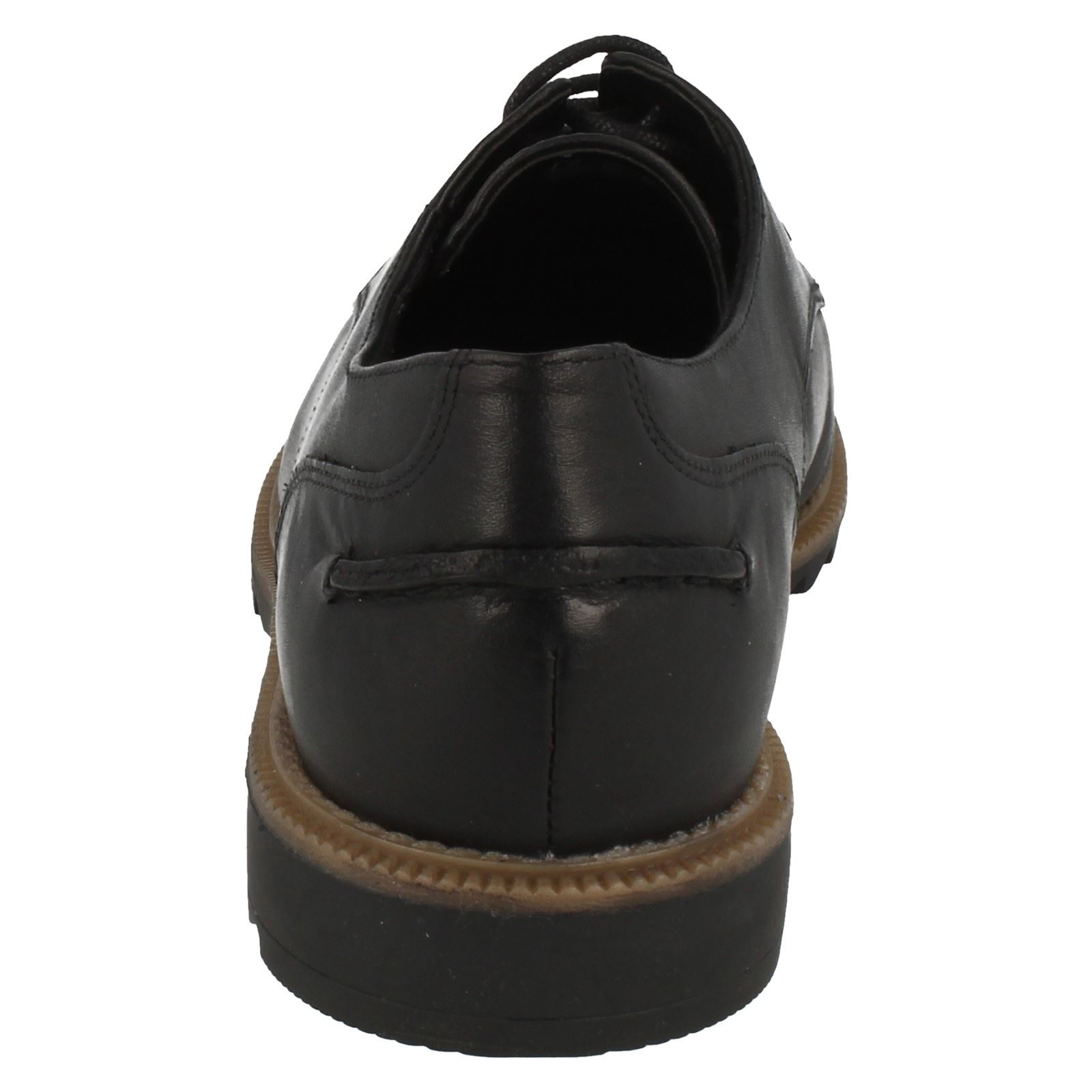 Ladies Clarks Smart Lace Up Shoes Griffin Mabel