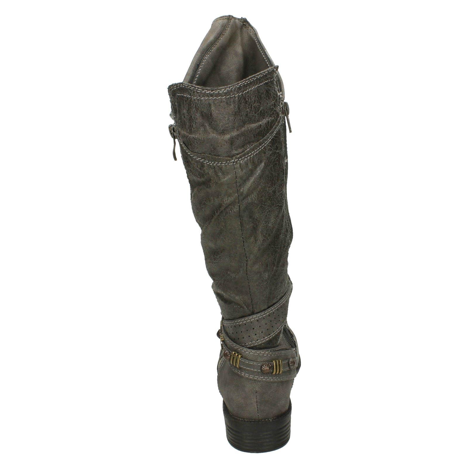 Ladies Coco Stylish Long Boots
