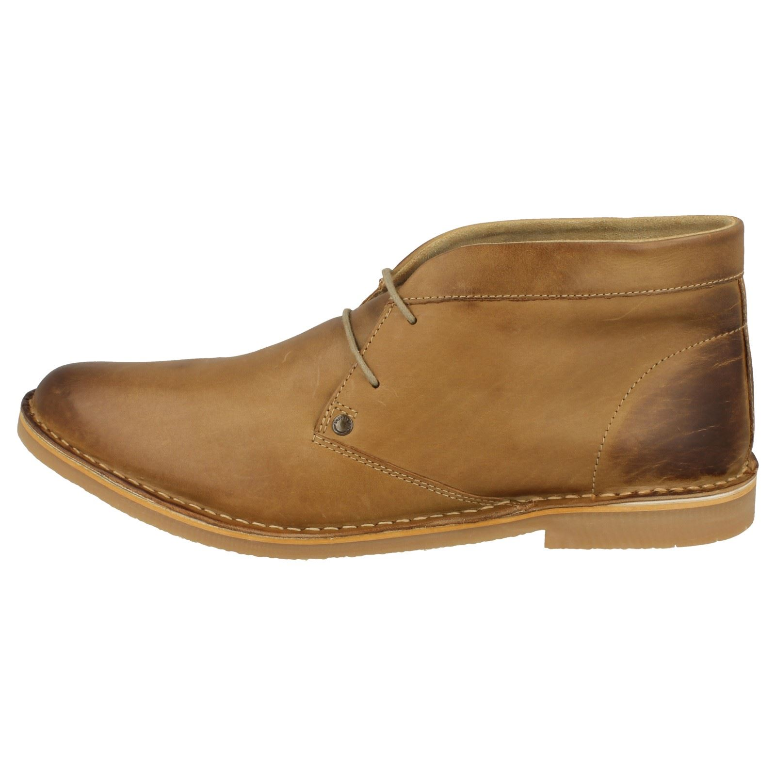 Mens Base London Casual Boots Branch