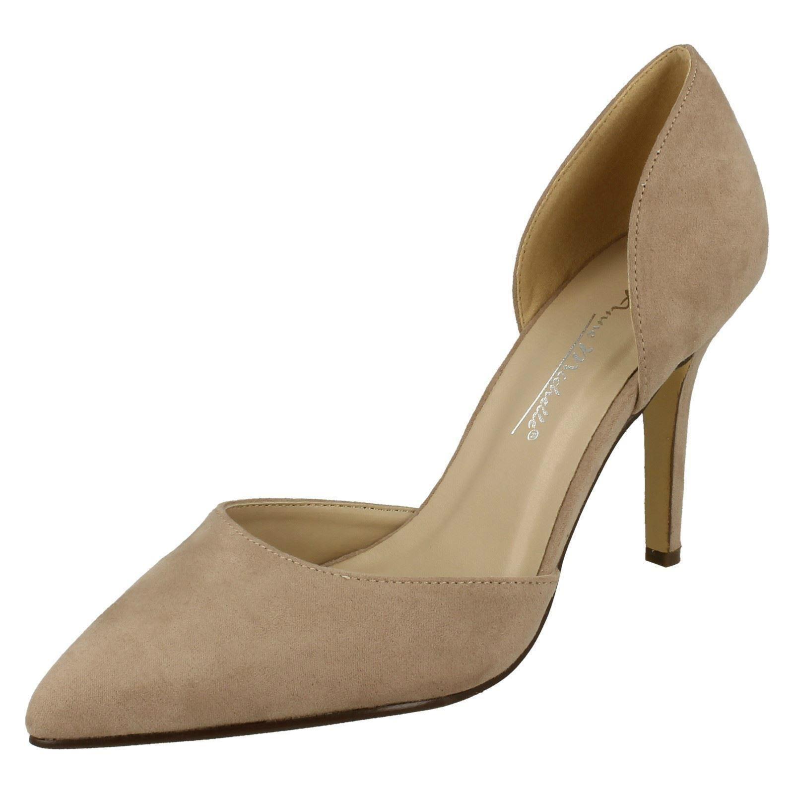 Ladies Anne Michelle Stilleto /'Court Shoes/'
