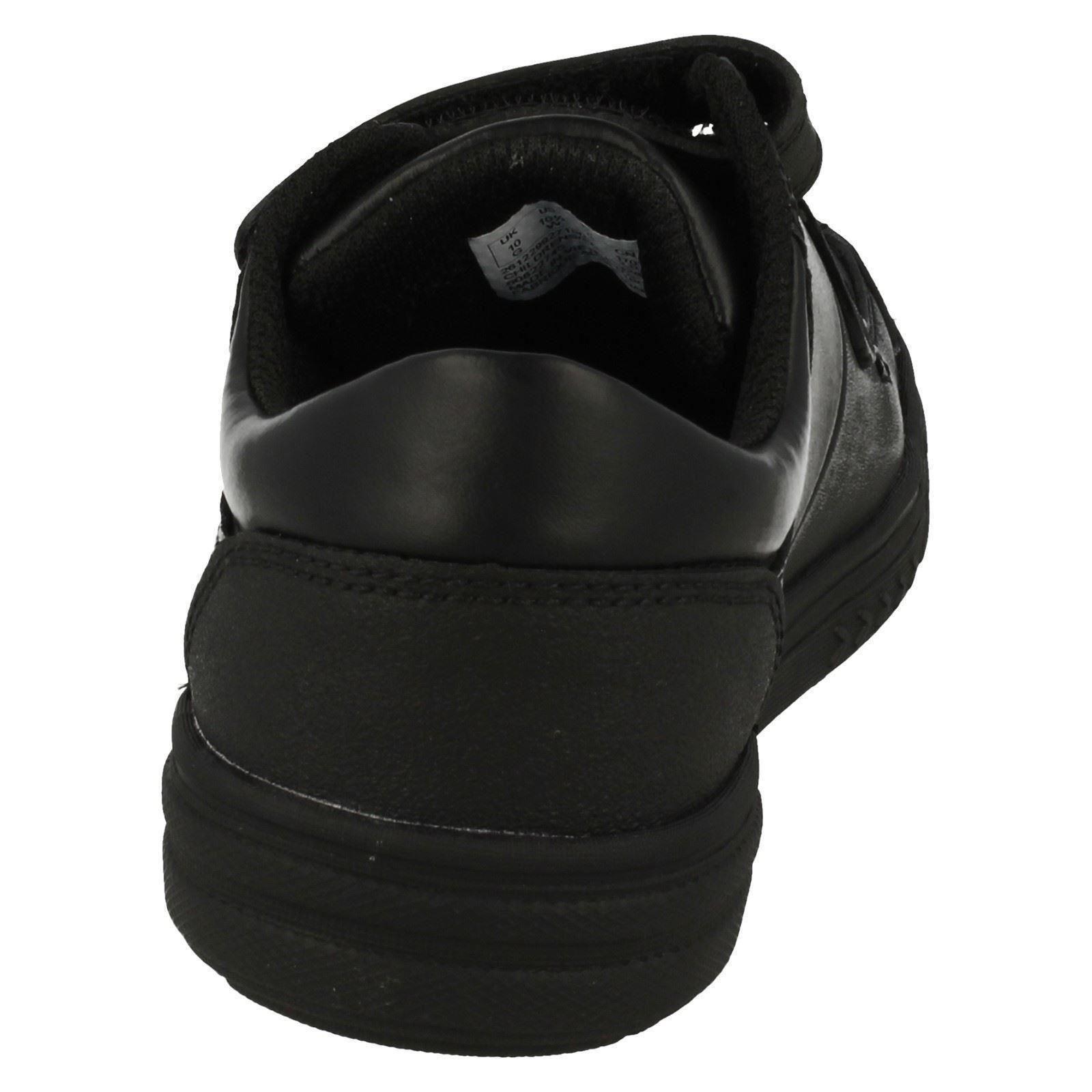 Chad Racer Clarks Boys Smart School Shoes