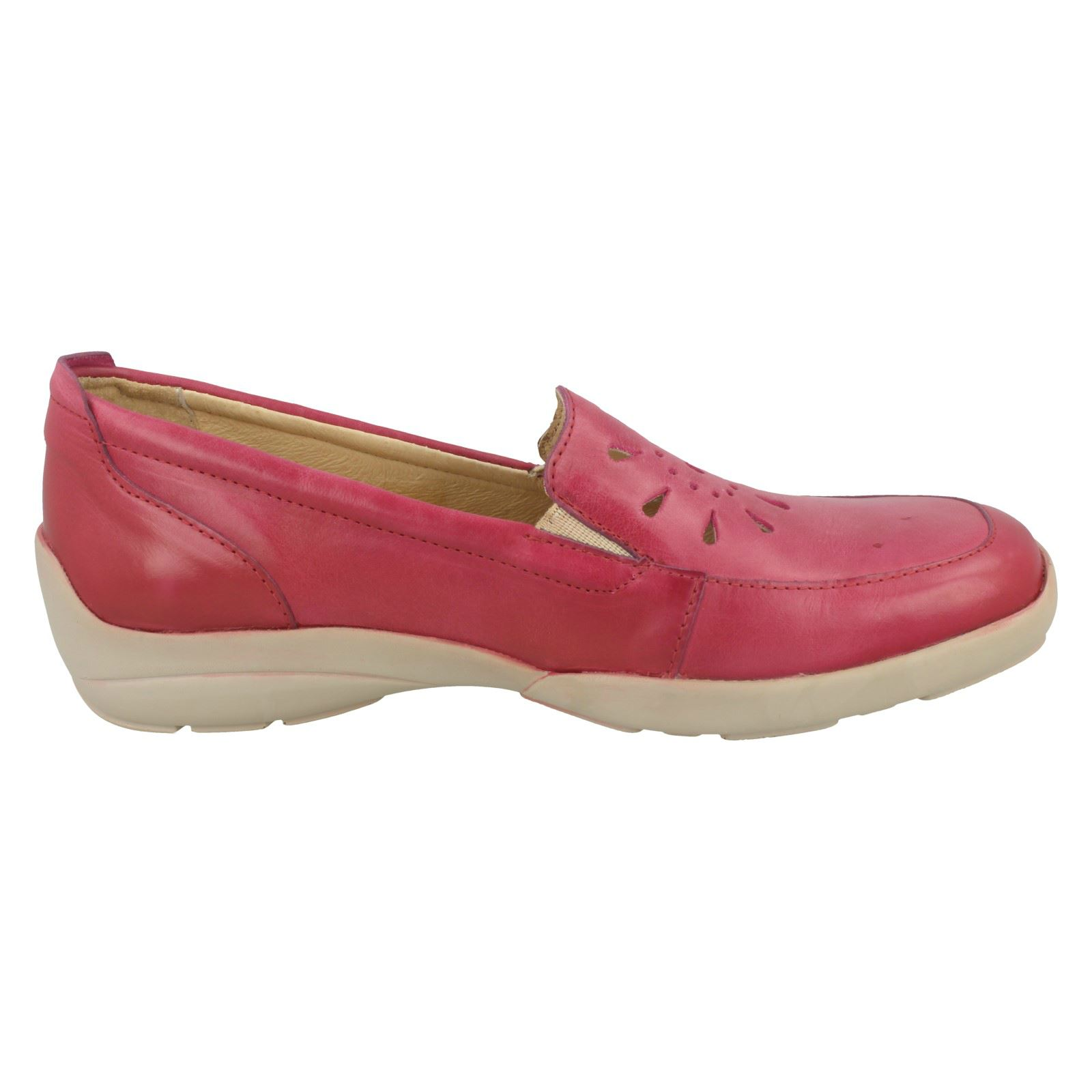 Easy B Ladies Comfortable Slip On Shoes Galway