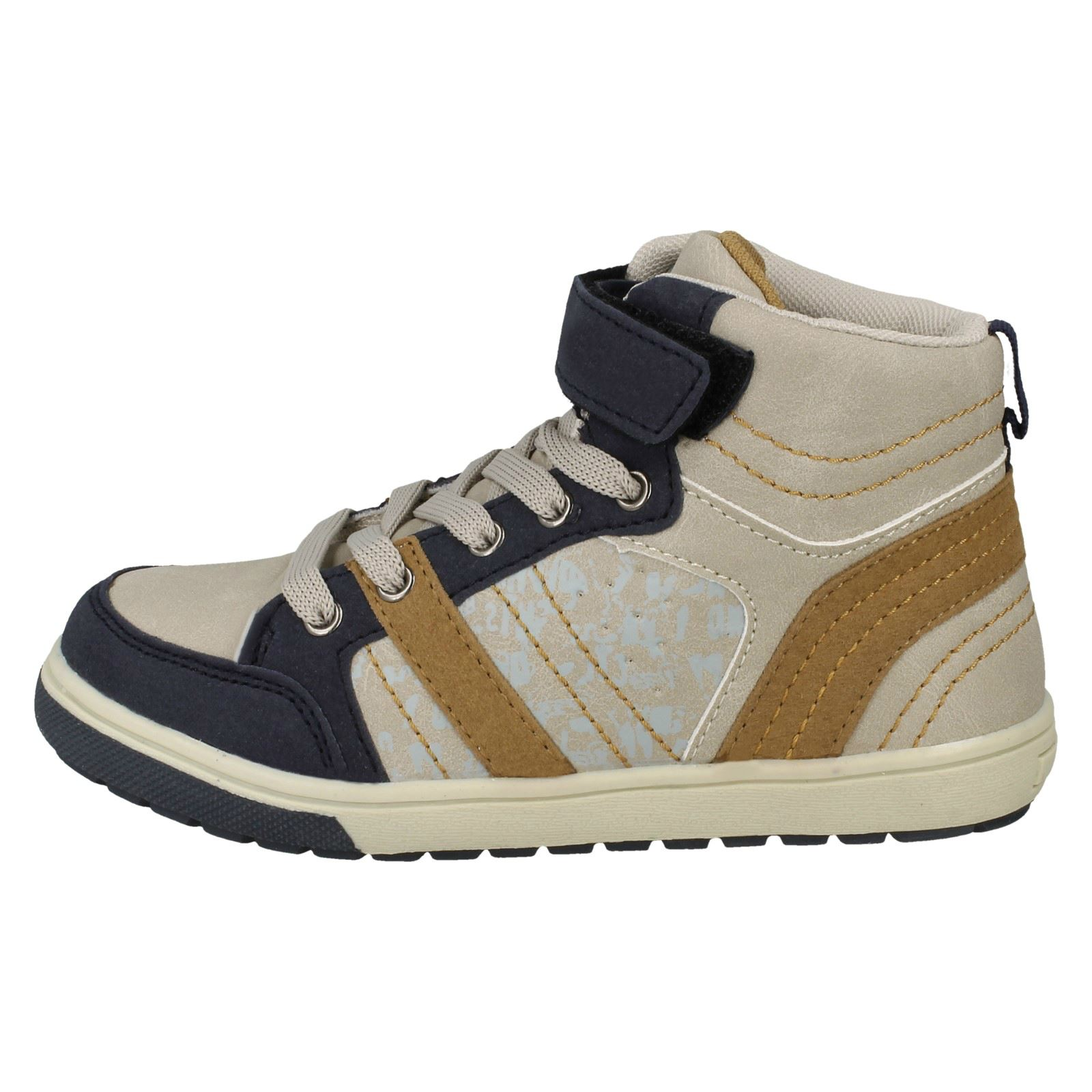 Boys JCDees Hi-Top *Trainers*