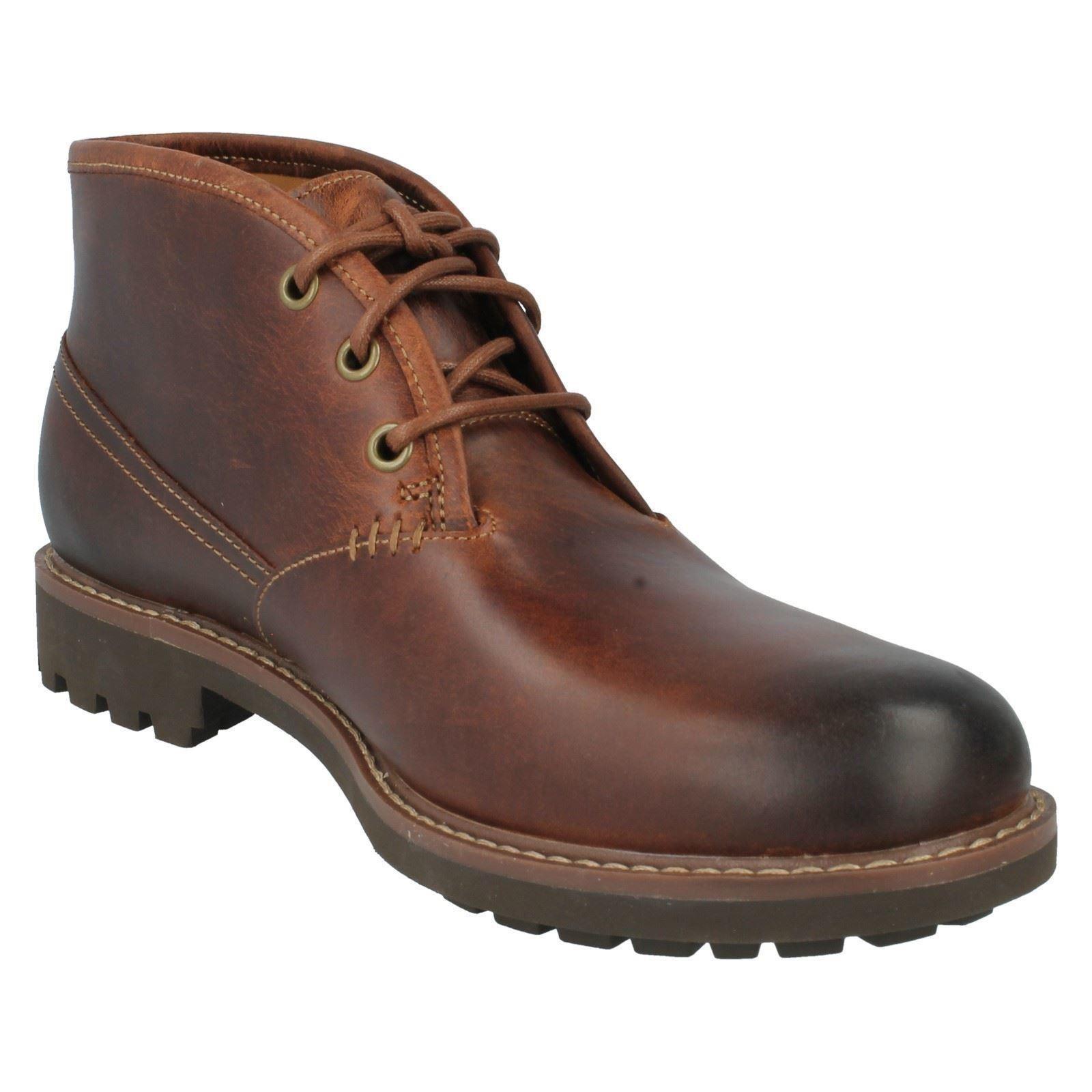 Men Clarks Ankle Boot /'Montacute Duke/'