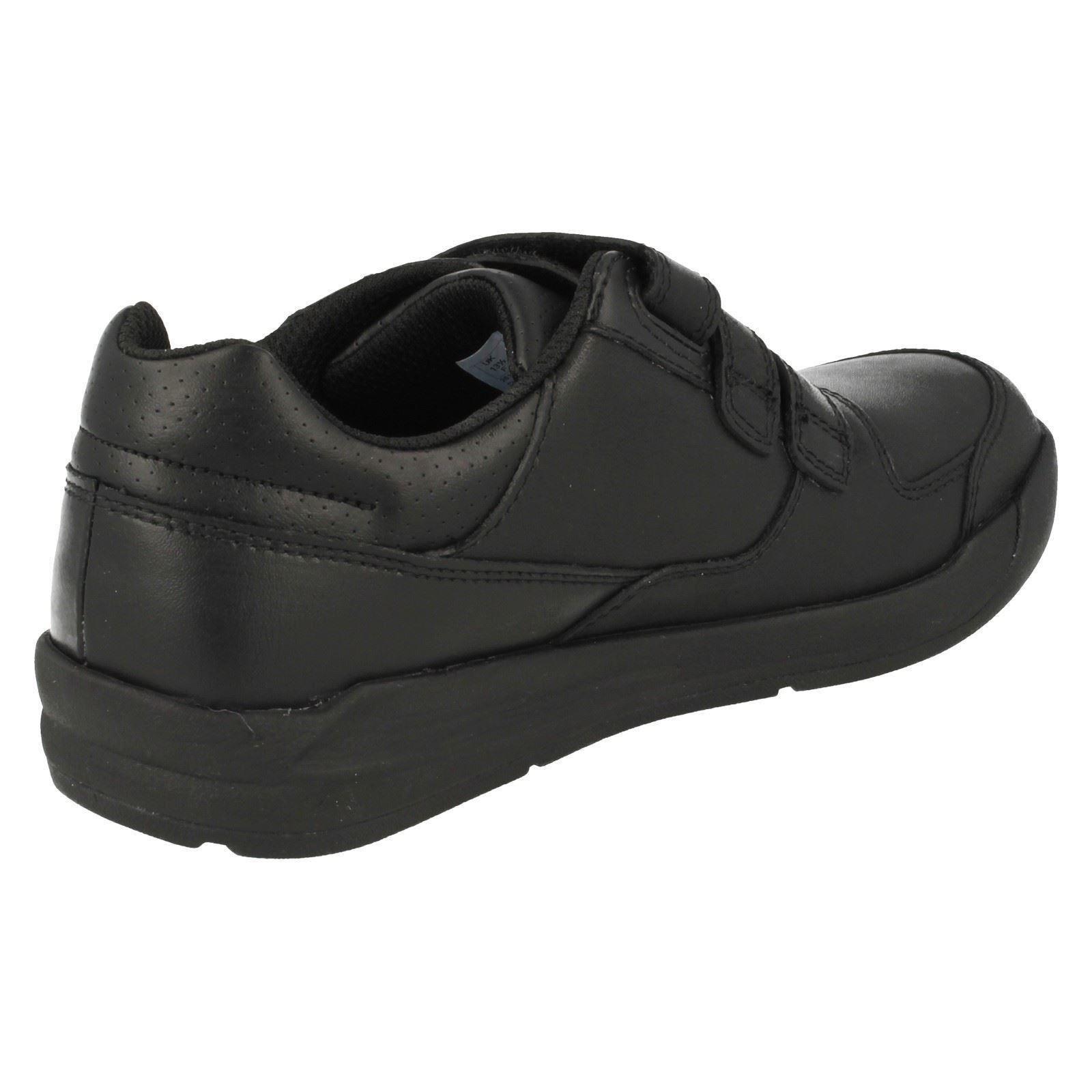 Garçons Clarks Flare Lite School Shoes