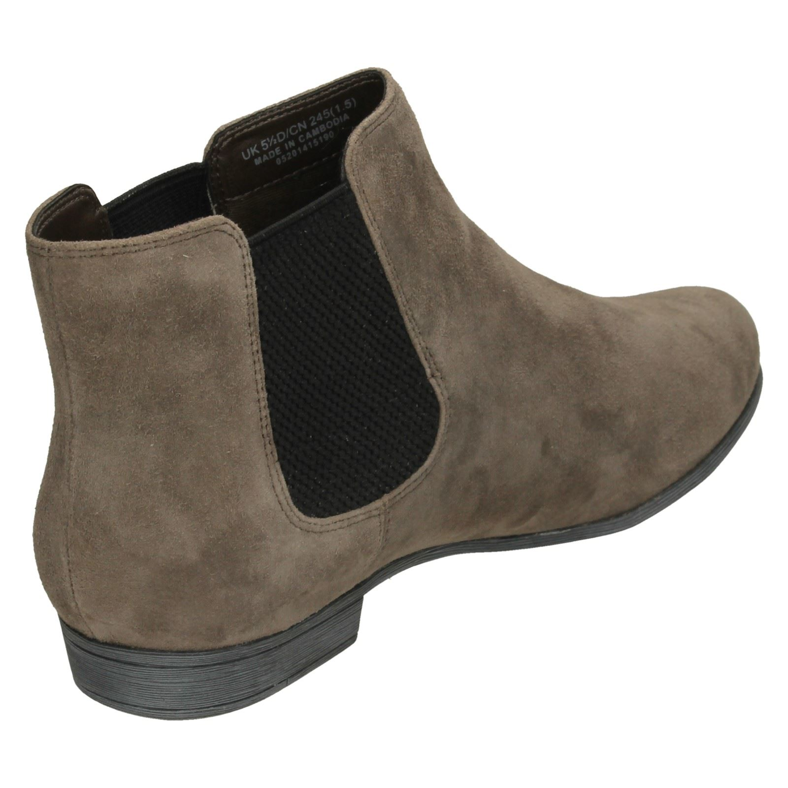 Ladies Clarks Ankle Boots /'Lolly Dawson/'