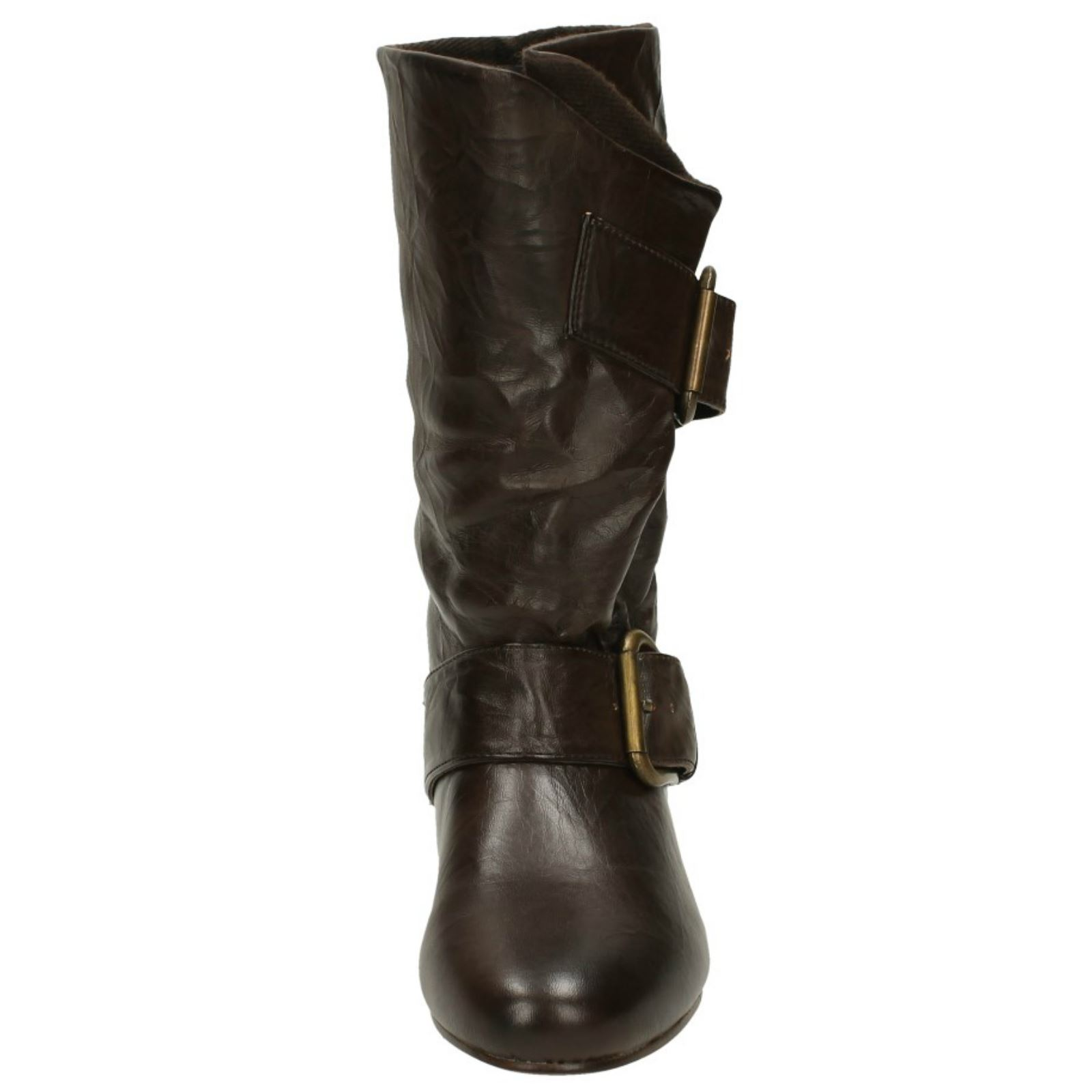 Ladies Spot On Pull On Short /'Boots/'