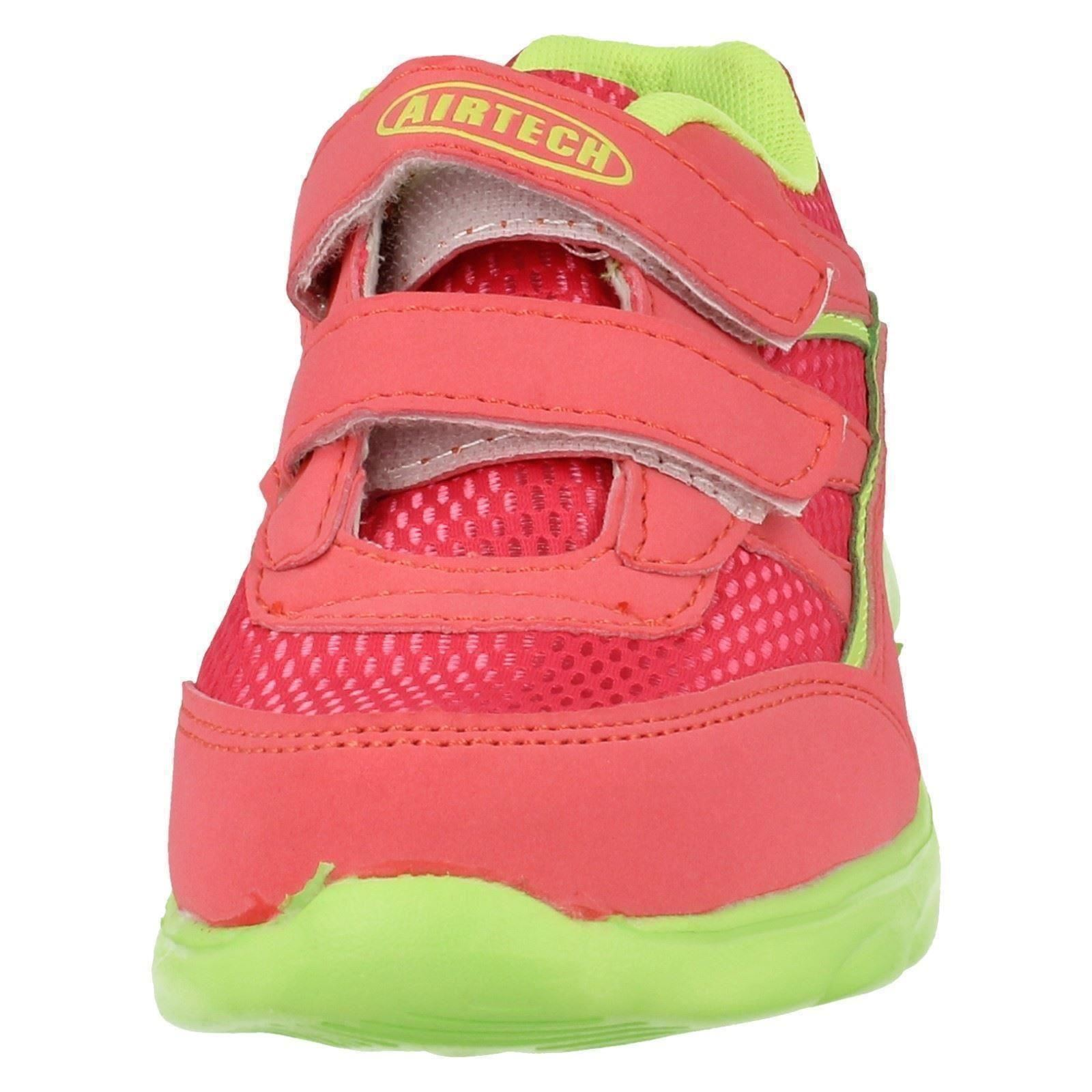 Childrens Boys Girls AirTech Casual Sports Trainers /'Legacy Twin/'