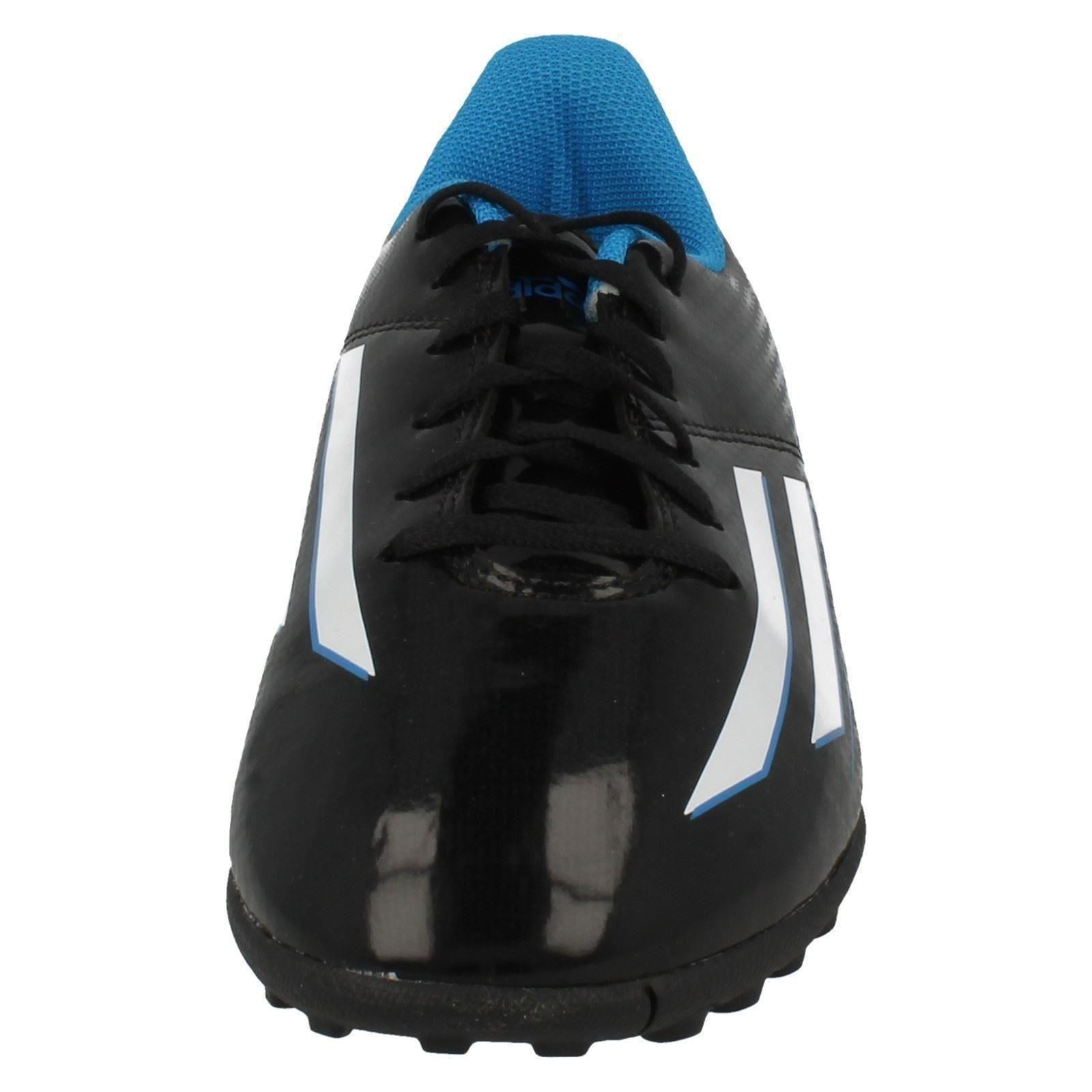 Boys Adidas Football//Soccer Trainers F5 TRX TF J /'F32772/'
