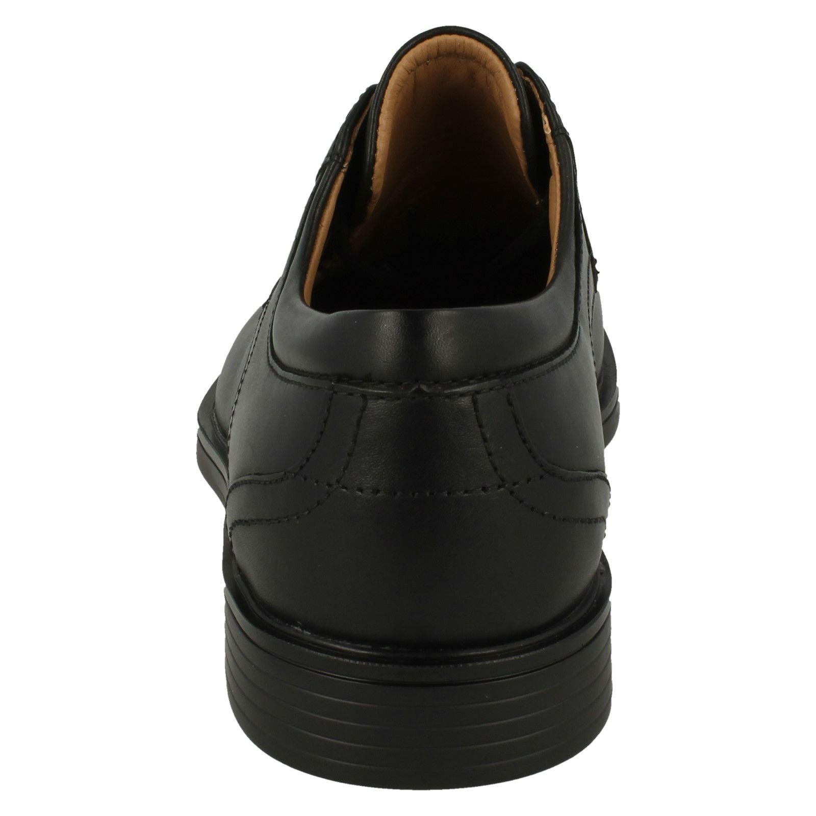 Mens Clarks Smart Lace Up Shoes Un Aldric Park