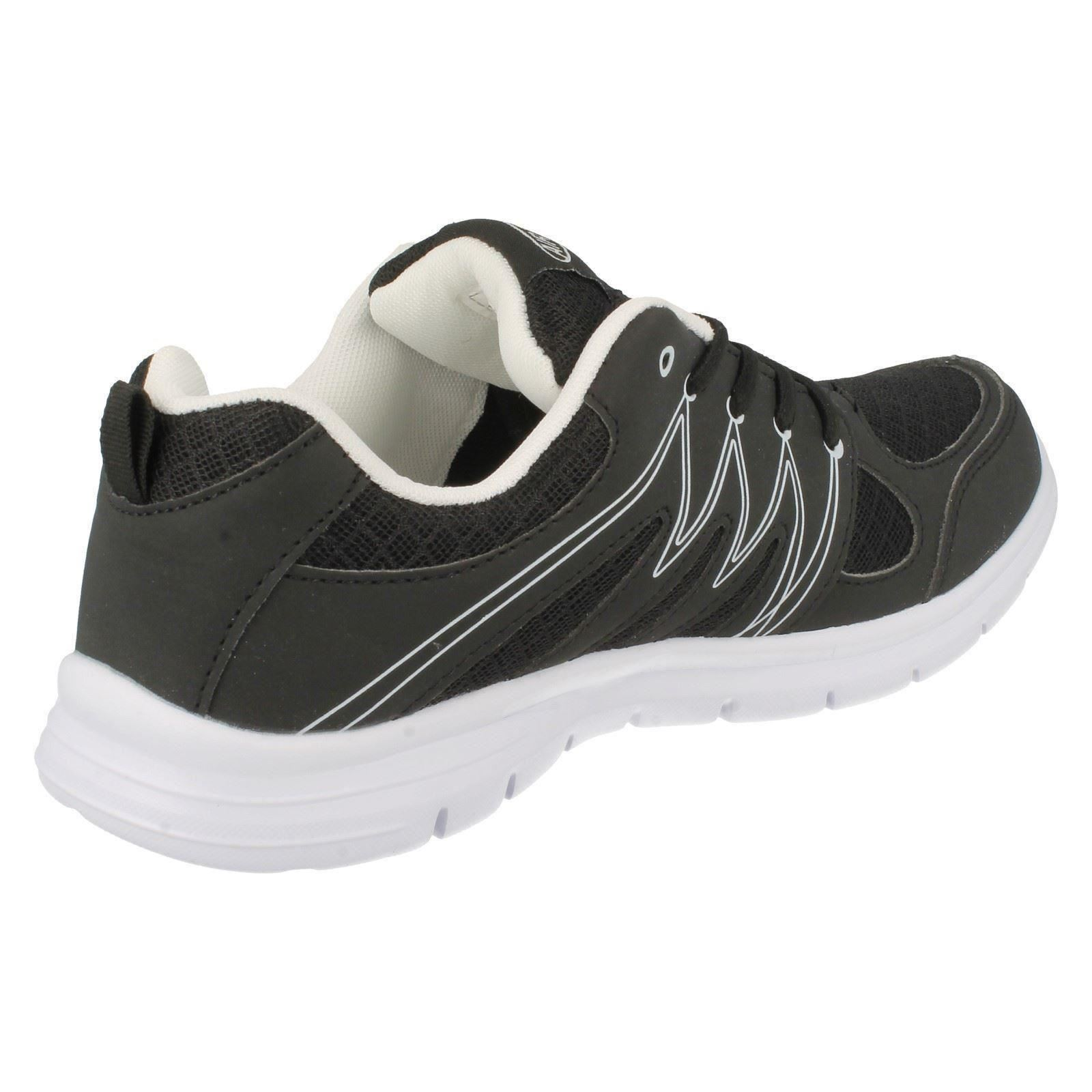 Mens Air Tech Casual Trainers /'Sabre/'