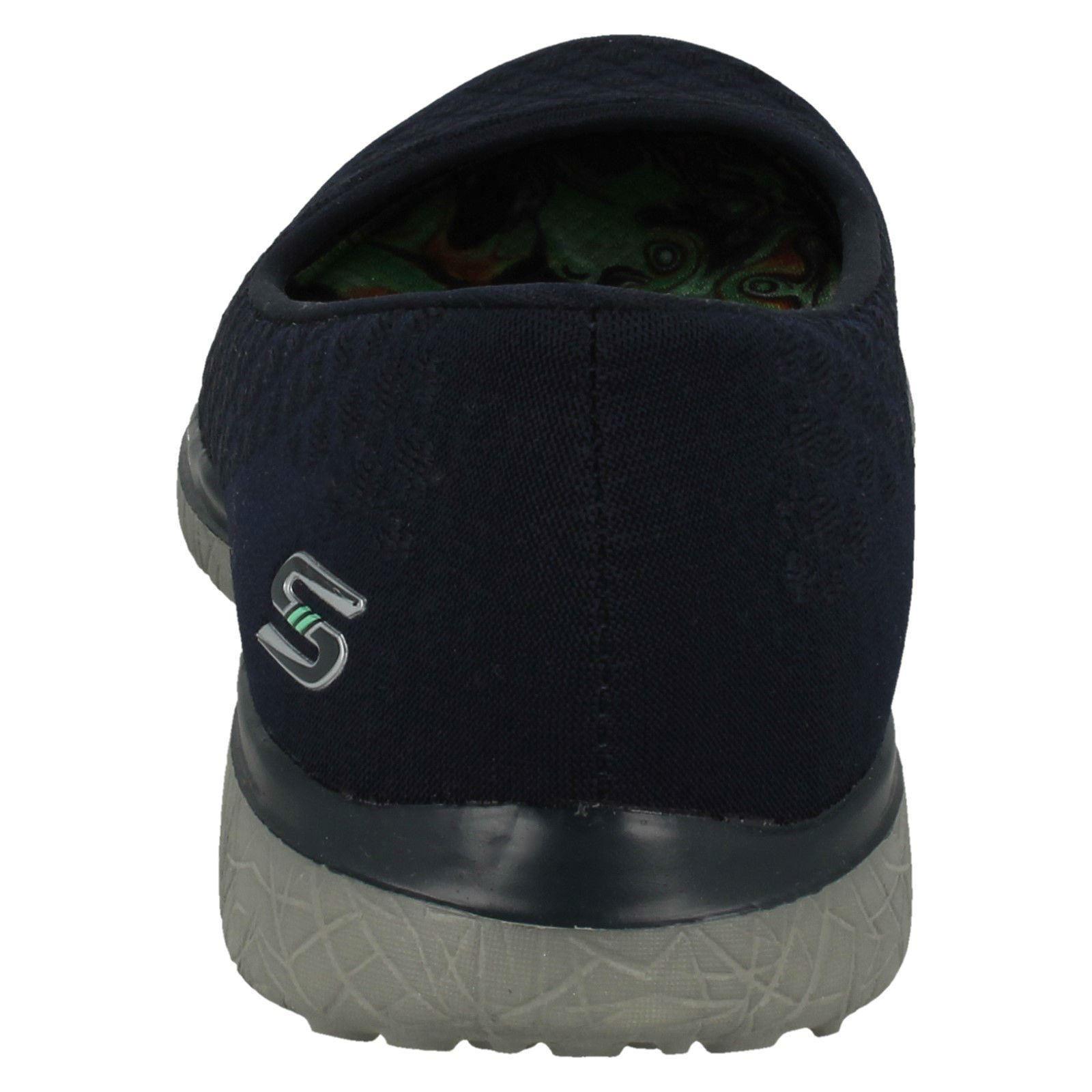 Ladies Skechers Memory Foam Shoes One Up 23312