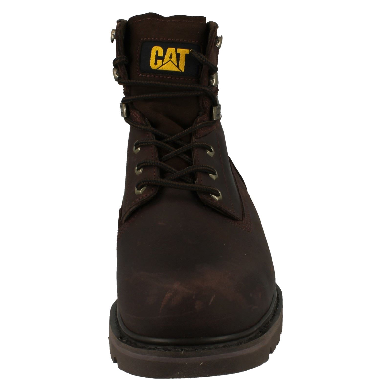 Mens Caterpillar Lace Up Boots Glendale