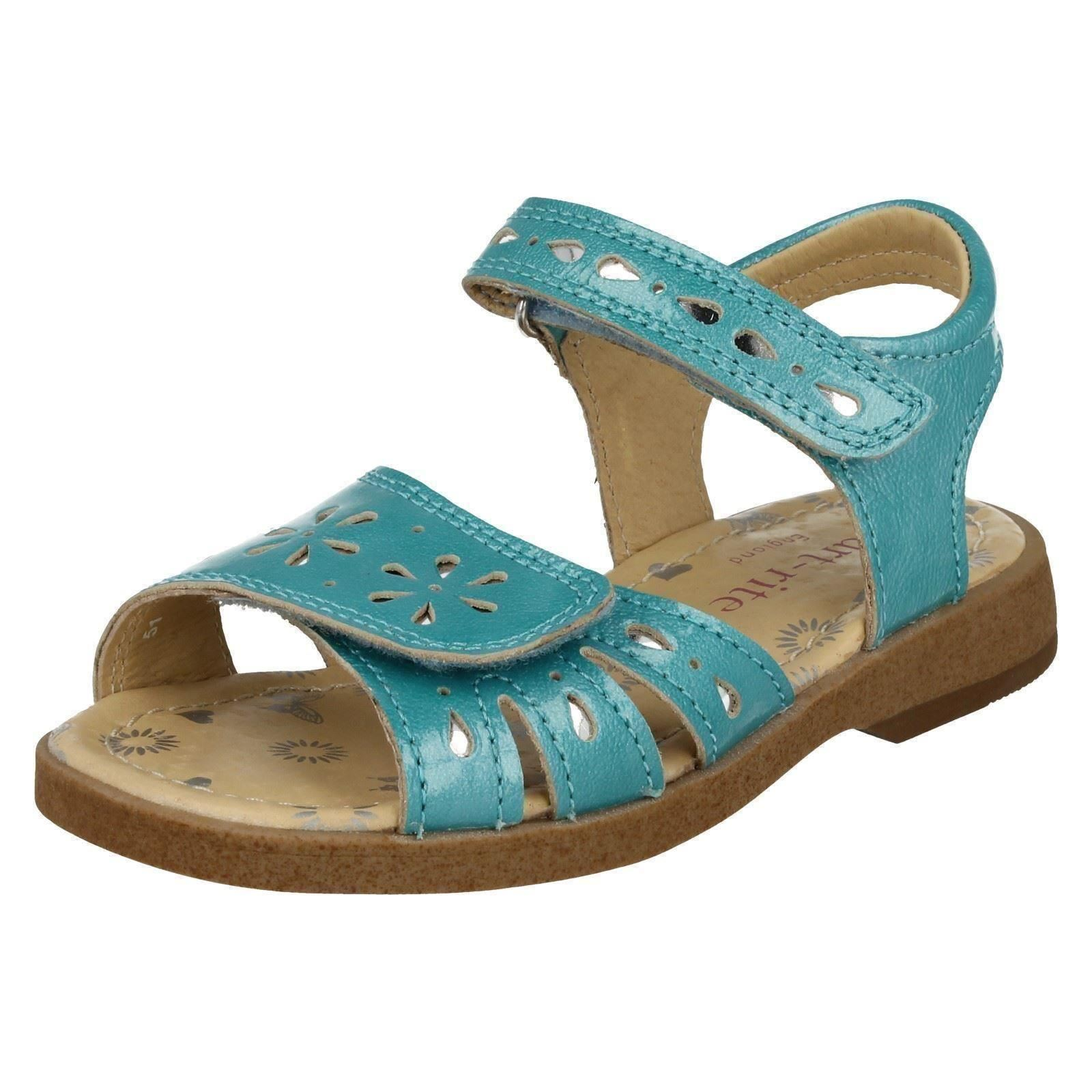 Girls Startrite Summer Sandals Honeysuckle