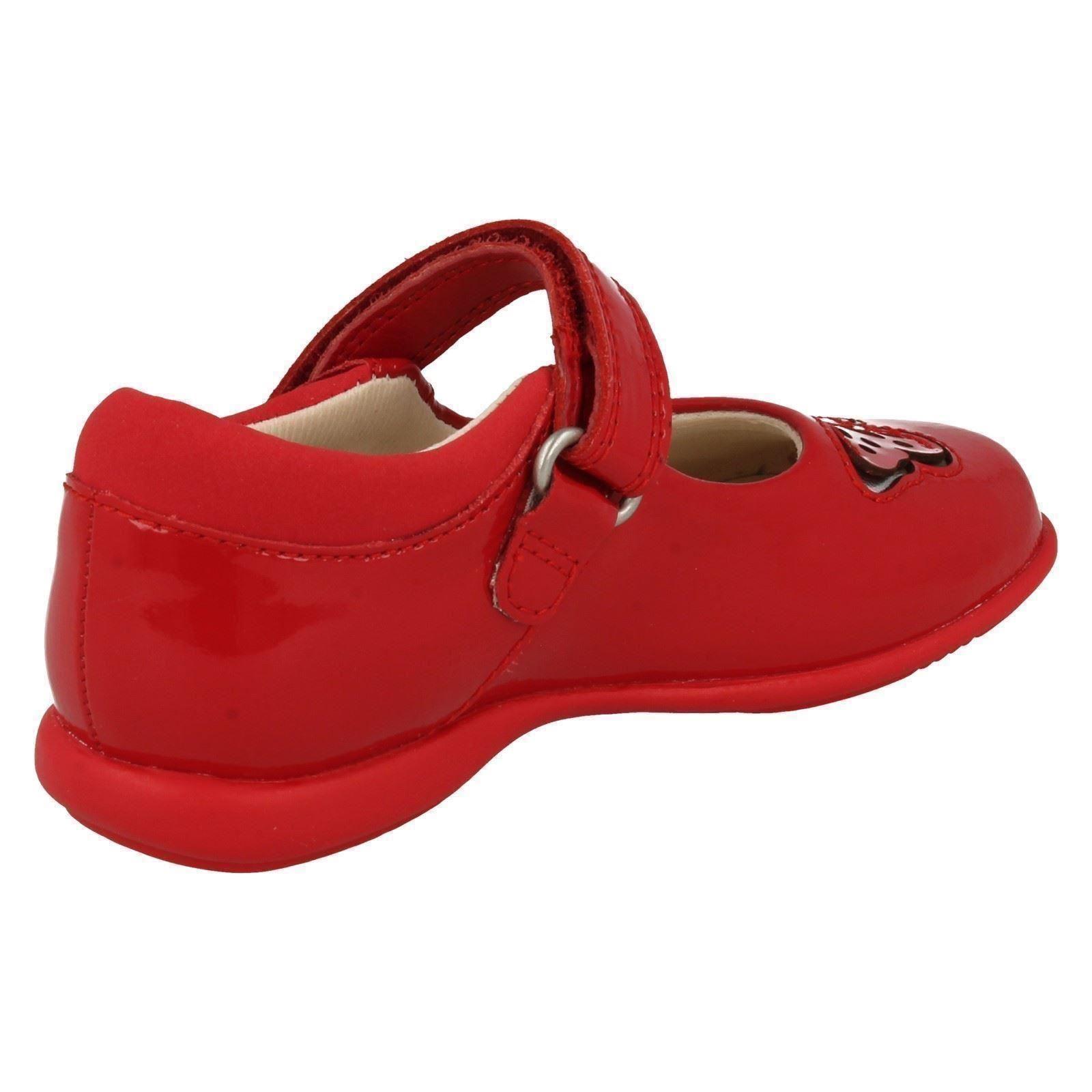 Girls Clarks Casual Light Up Shoes Trixi Wish