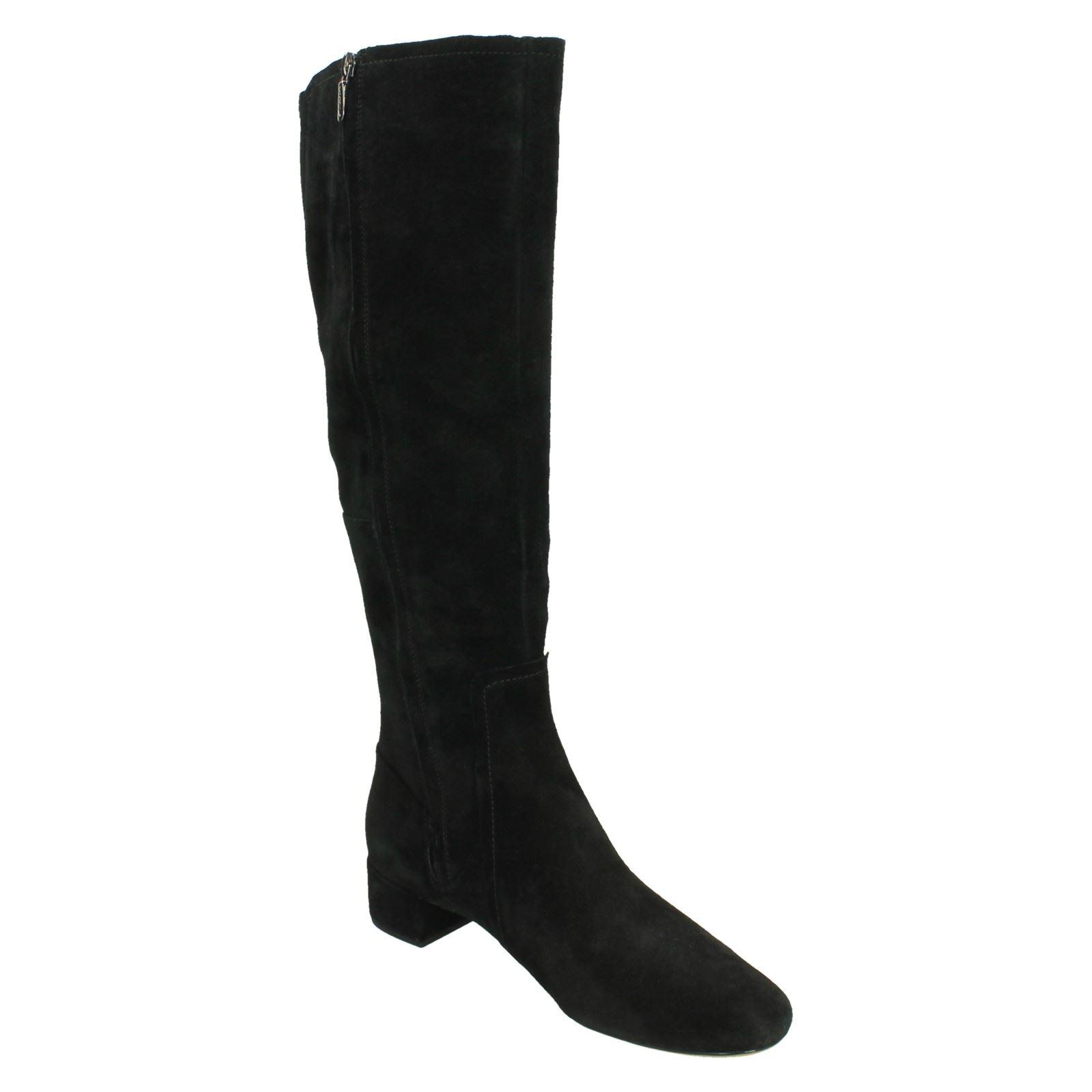 Ladies Clarks Knee High Boots /'Orabella Ava/'